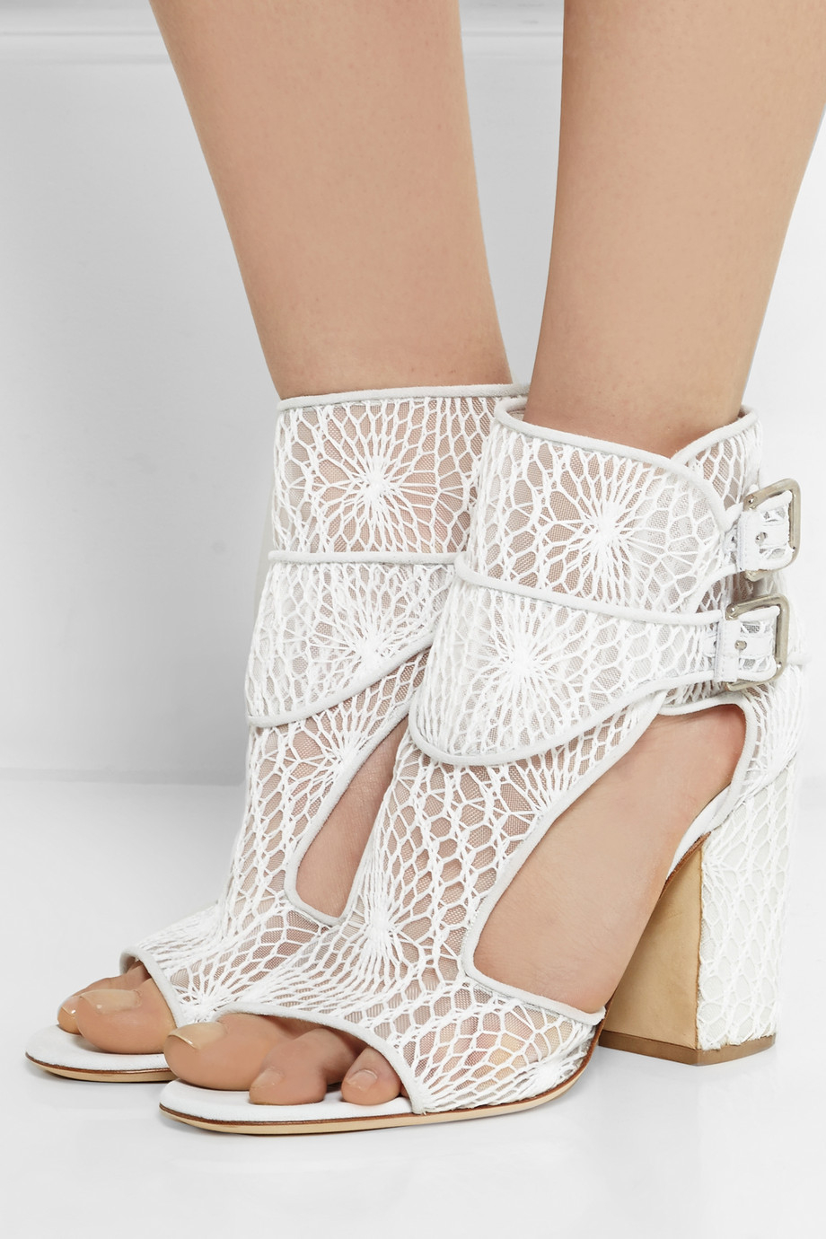 LAURENCE DACADE Lace sandals MWaYdyPSp
