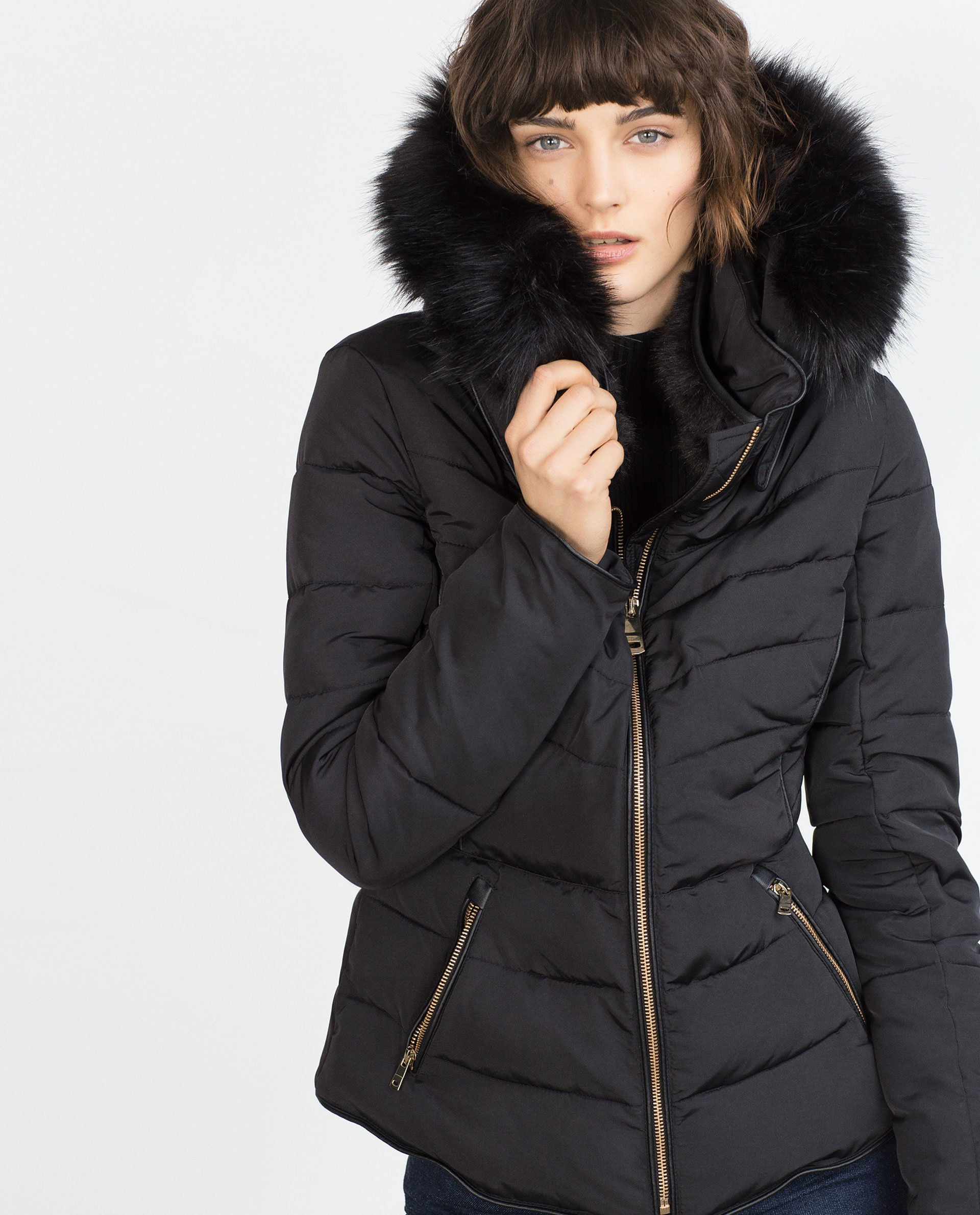 Images of Zara Coats Womens - Reikian