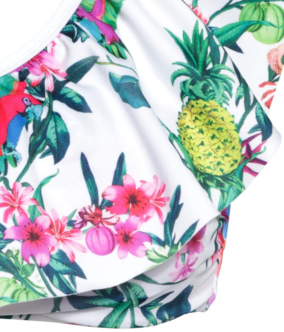 8c11854874 H&M One-shoulder Bikini Top - Lyst