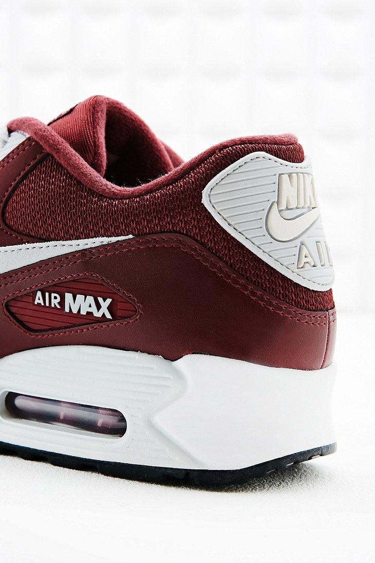 Nike Air Max Tavas Burgundy