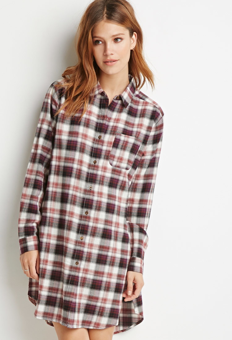 Combine classy and chic with this women's plaid tunic from White Mark. PRODUCT FEATURES. Plaid print; Button front; Long roll-tab sleeves; 4-pocket; FABRIC & CARE. Polyester; Hand wash; Imported; Promotional offers available online at rusticzcountrysstylexhomedecor.tk may vary from those offered in Kohl's stores.