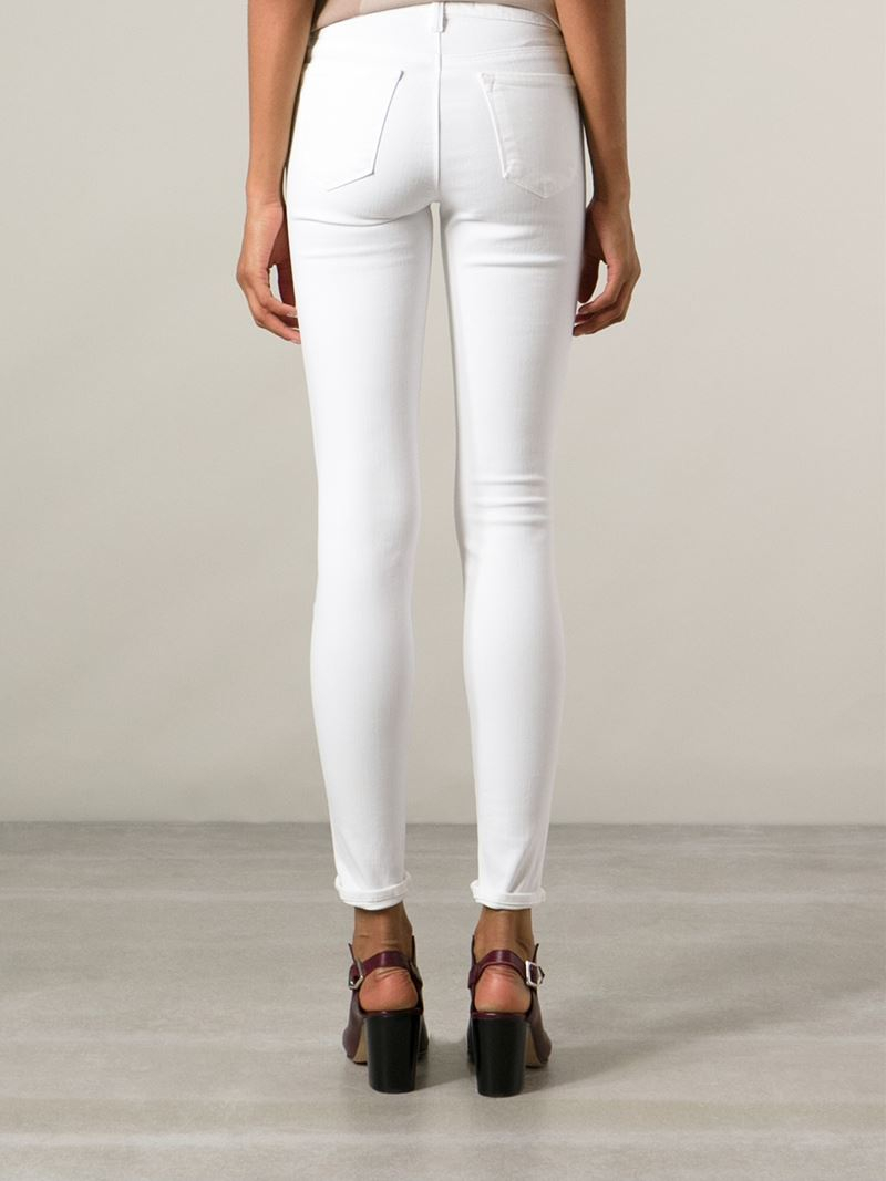 Cheap White Skinny Jeans For Women