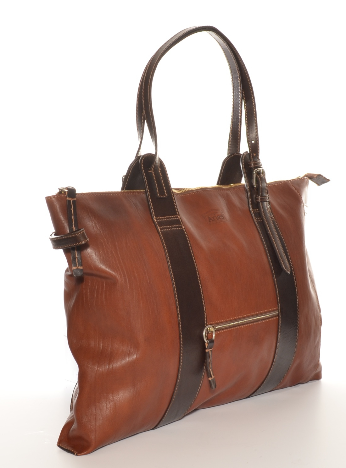 matches. ($ - $) Find great deals on the latest styles of Big brown leather purses. Compare prices & save money on Handbags & Totes.
