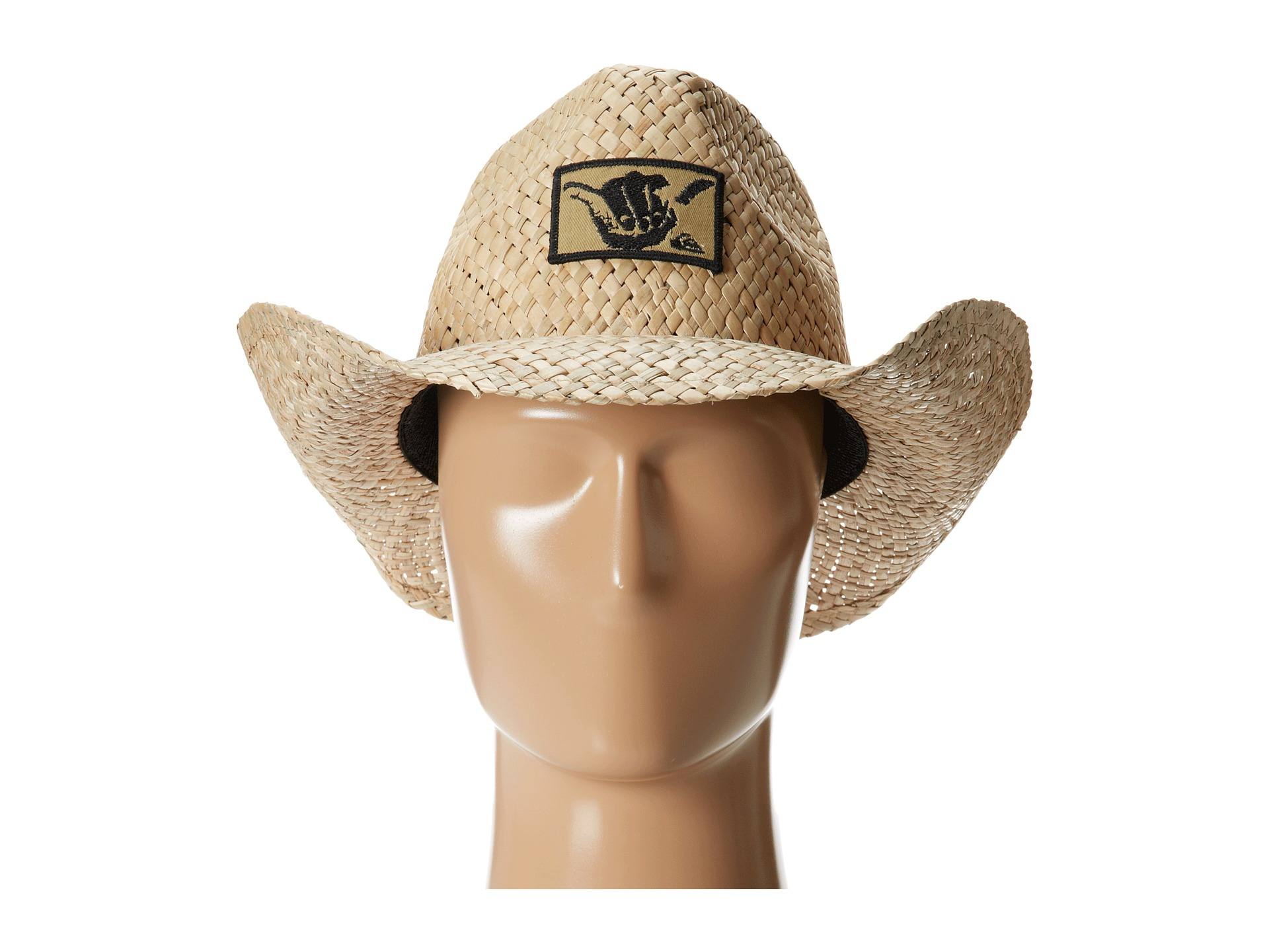 55c61552 ... greece lyst quiksilver ranger hat in natural for men 4f4e5 2ce86 usa  sum18 ...