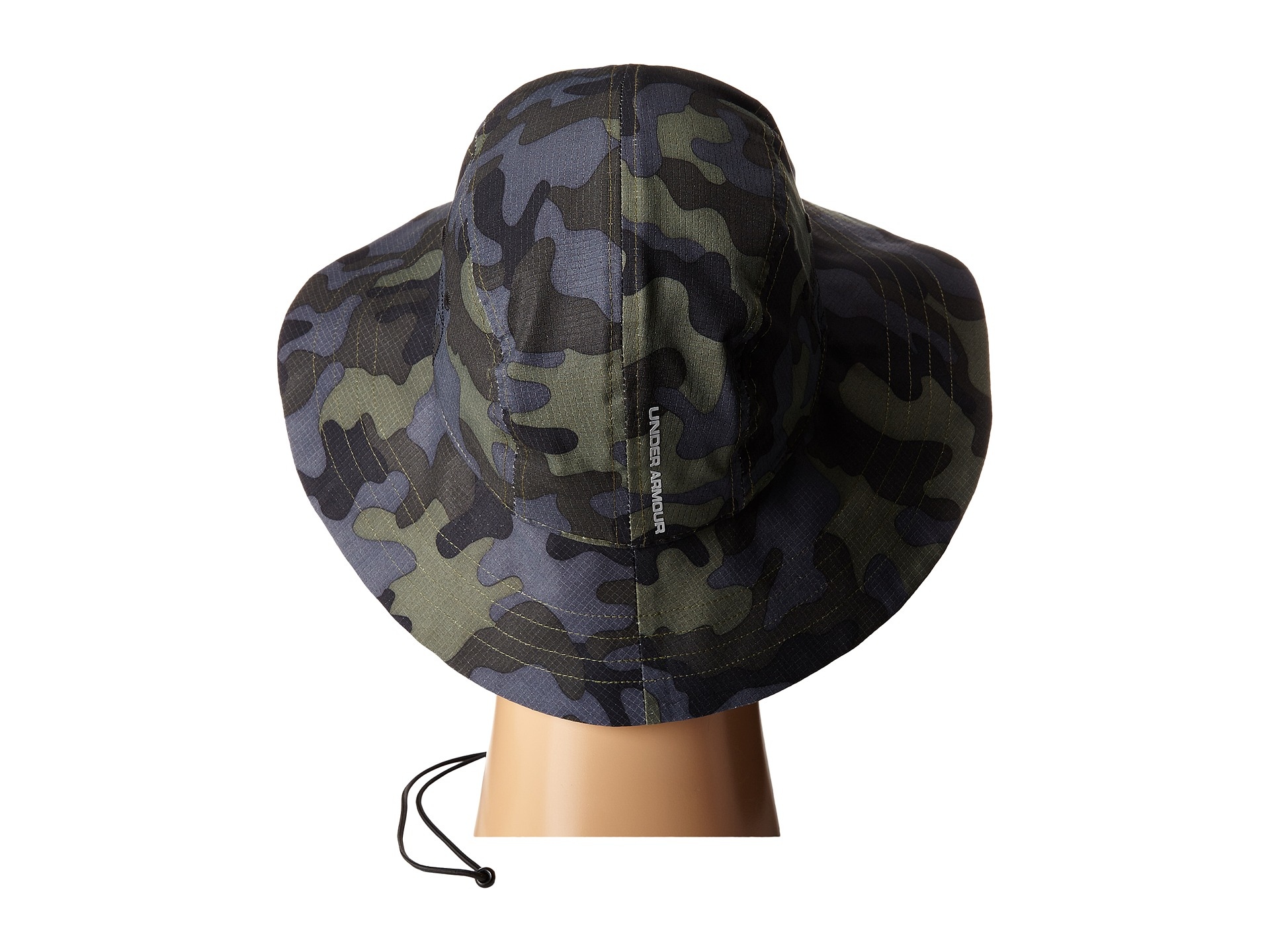... best lyst under armour ua airvent bucket hat in green for men 51378  d8698 289da3710ac3