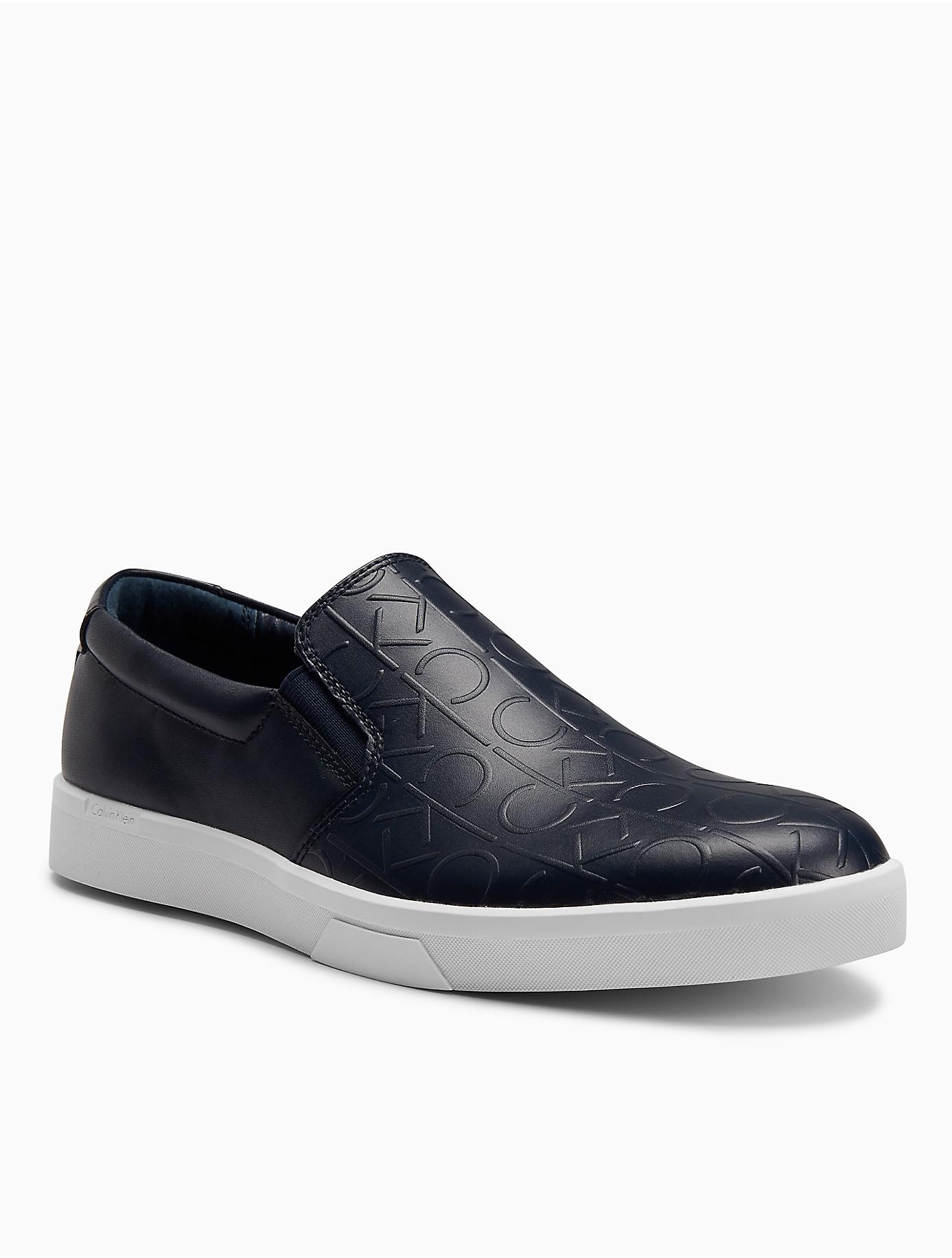 slip-on low-top sneakers - Black CALVIN KLEIN 205W39NYC CIVffp