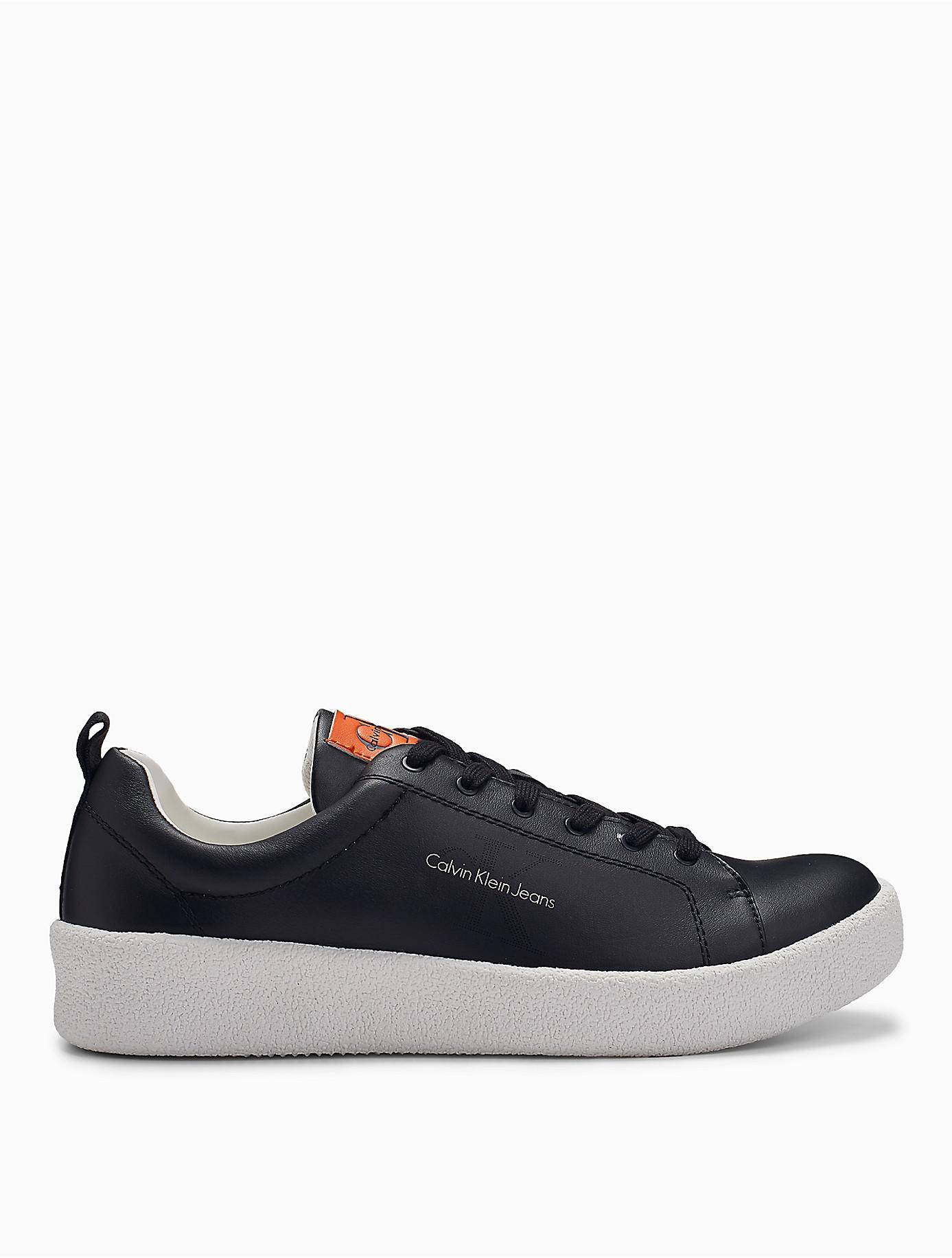 Mens Gerald Nappa Low-Top Sneakers Calvin Klein Jeans