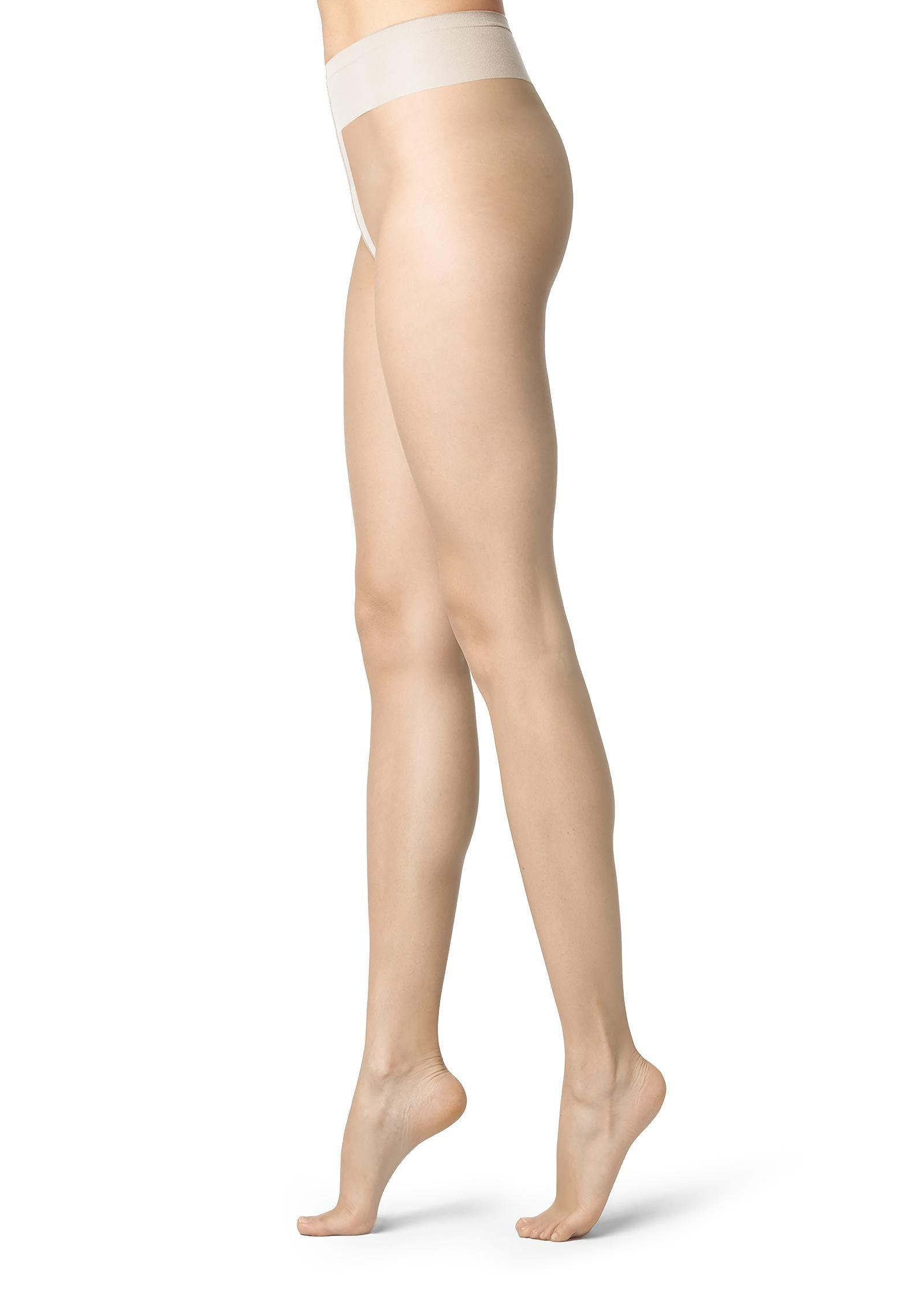 644cf0f9a Lyst - Calzedonia 8 Denier Ultra Sheer Tights in Natural