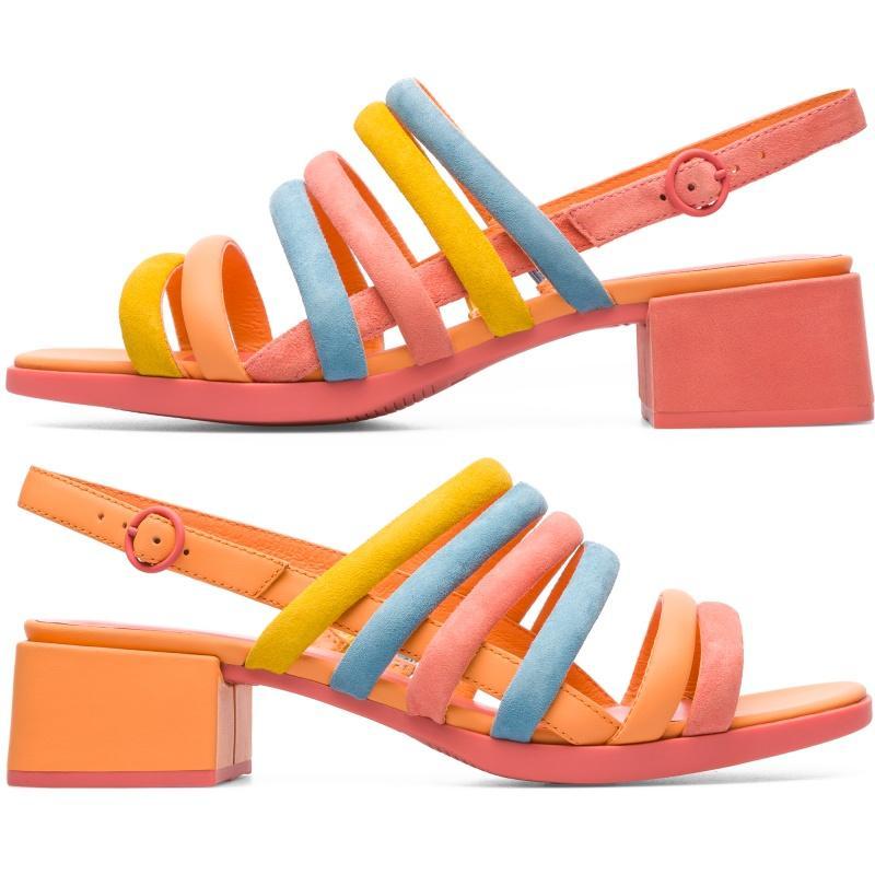 Lyst De Zapatos Vestir Naranja Camper Color 3RSc4A5jLq