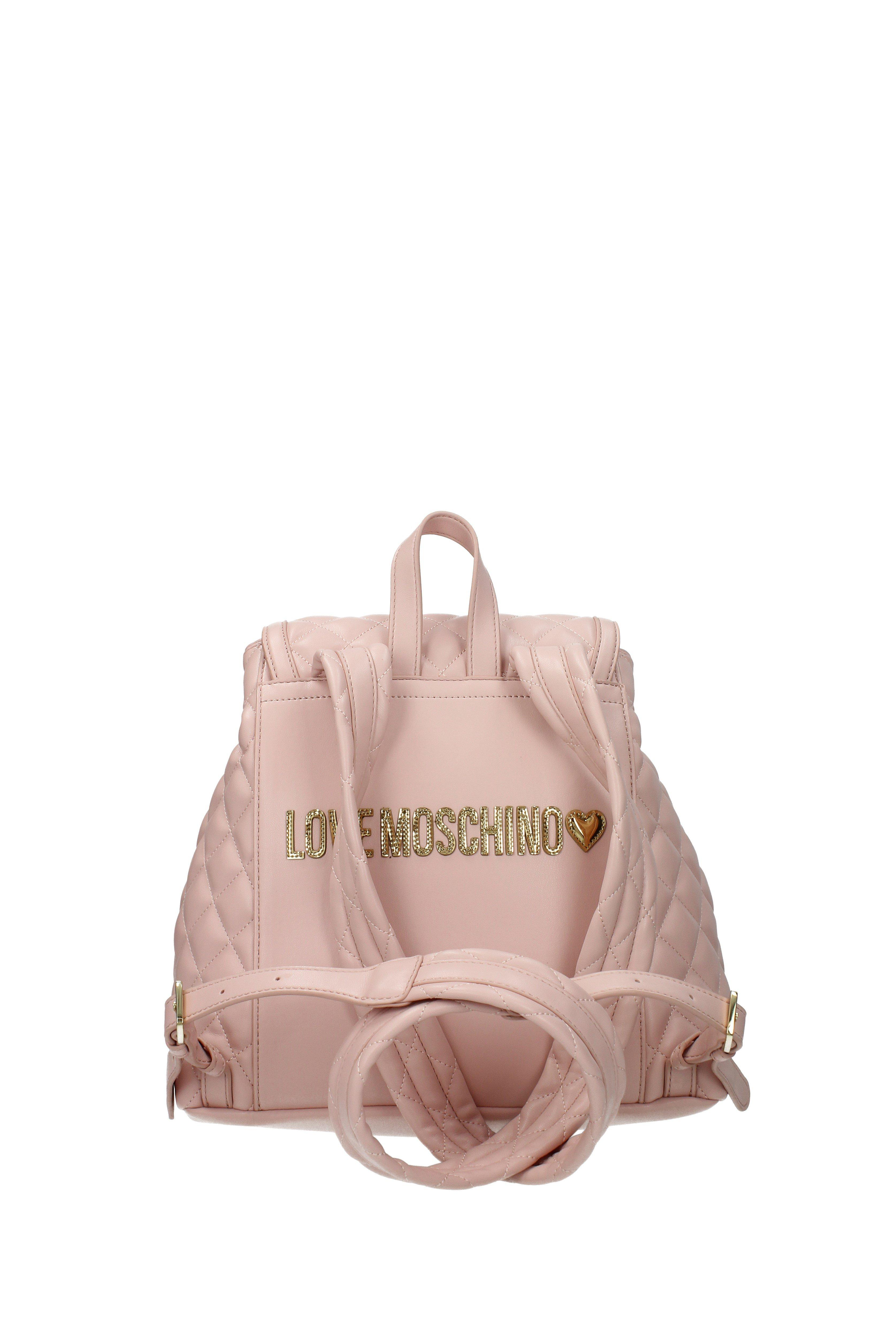 1876c98c7ca Love Moschino - Backpacks And Bumbags Women Pink - Lyst. View fullscreen