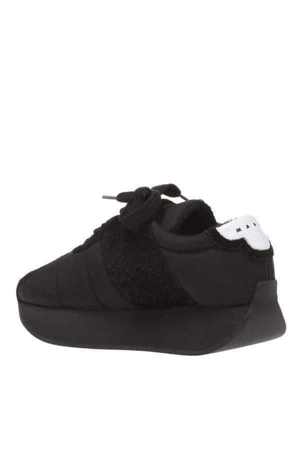 9020bb32686 Lyst - Marni Big Foot Sneaker in Black for Men - Save 23%