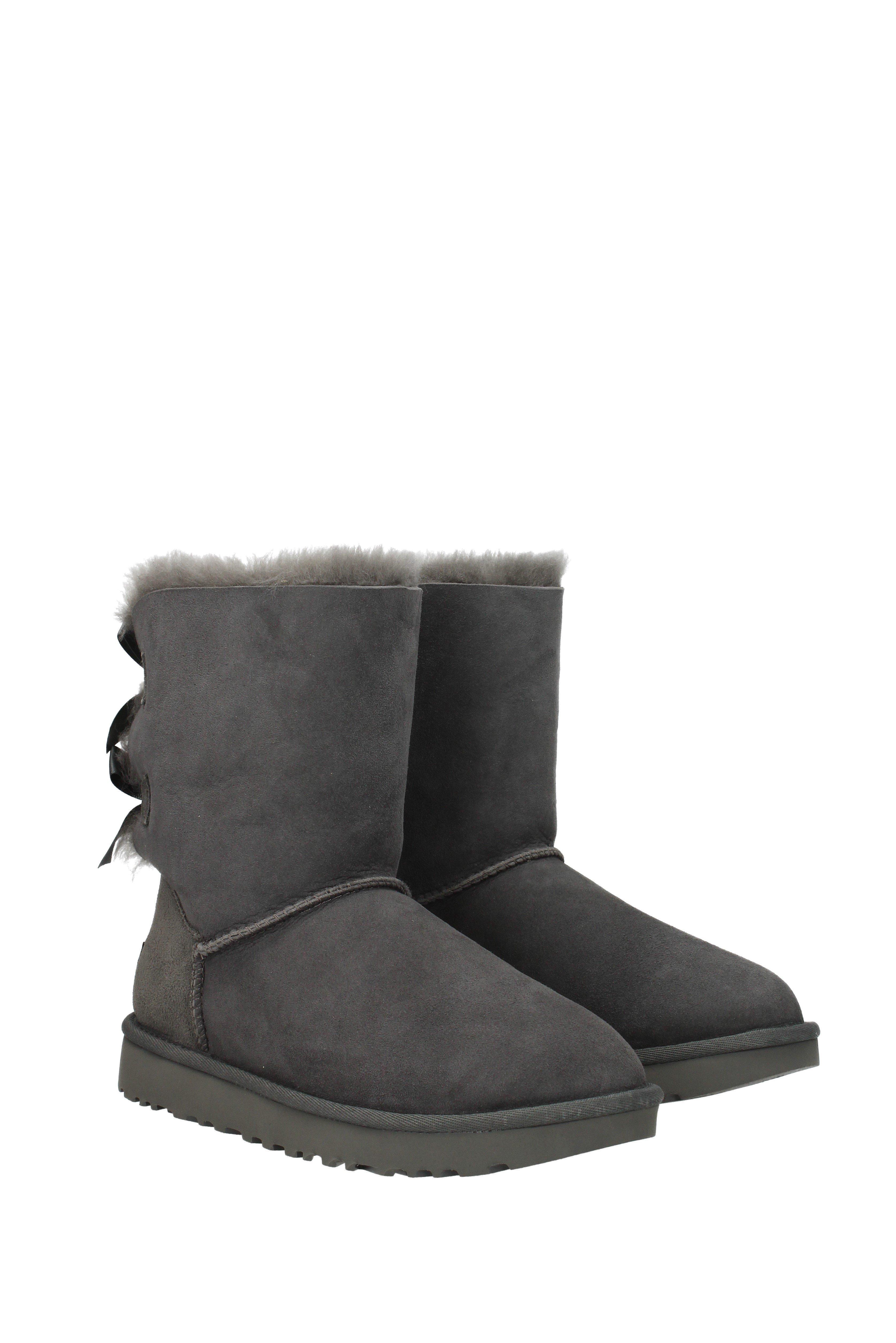 c338c0b41d6 Ankle Boots Tread Lite Bailey Bow Ii Women Gray
