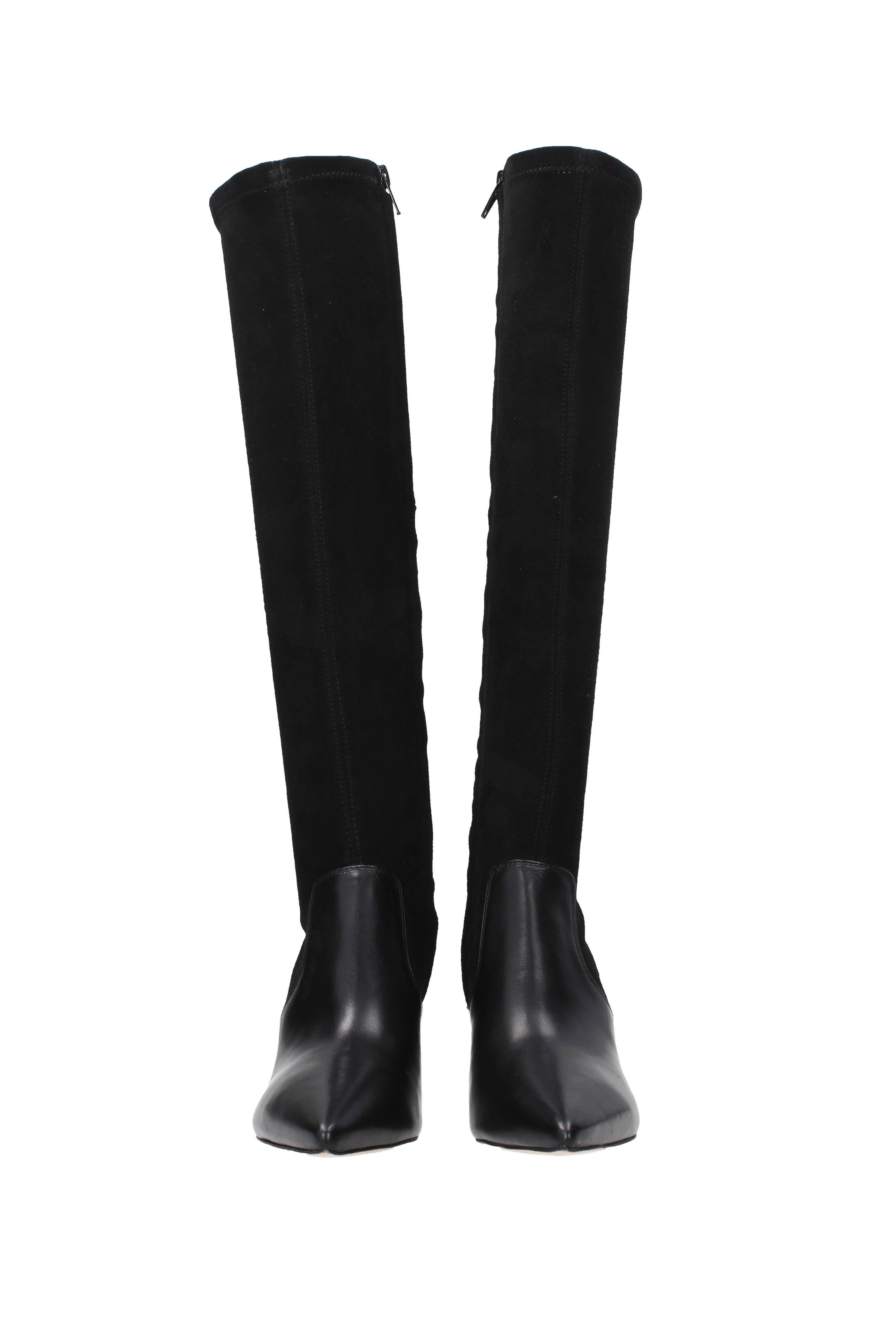 f98b4d89074 Lyst - Tory Burch Boots Georgina Women Black in Black
