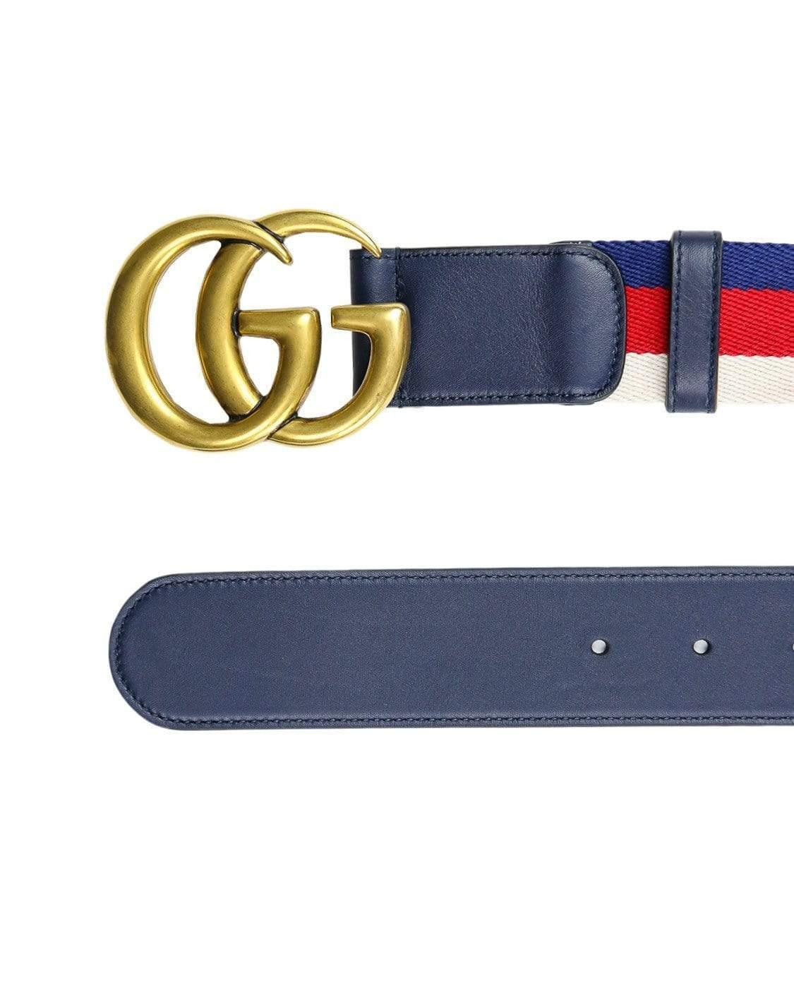 bbd21b22394 Gucci Red in Blue - Save 1% - Lyst
