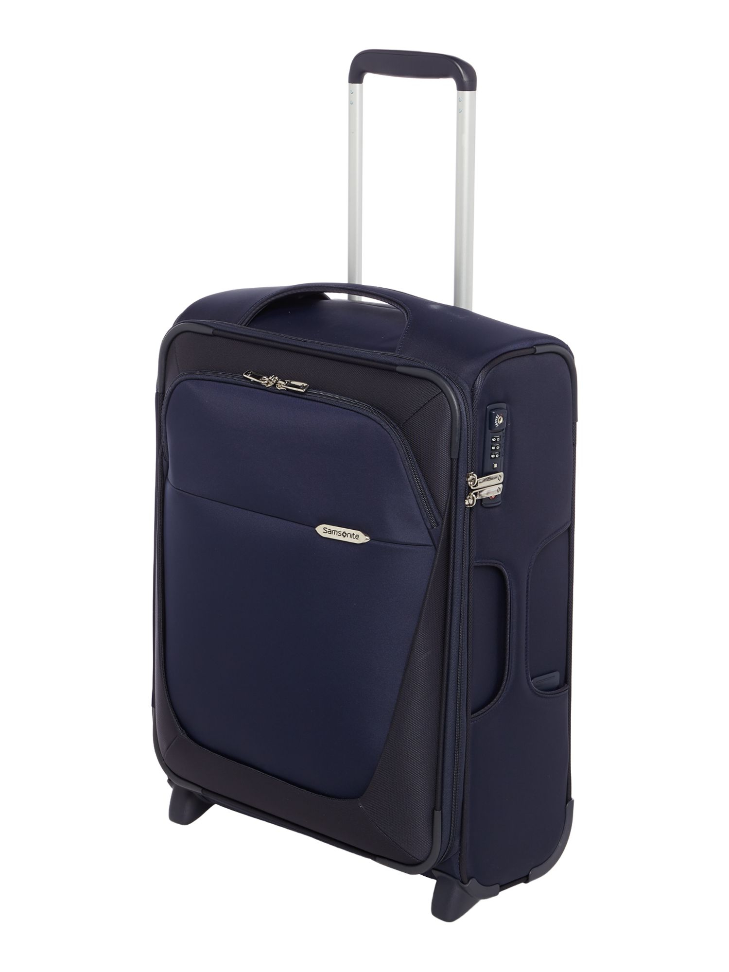 Samsonite B-lite 3 Dark Blue 2 Wheel Cabin Suitcase in Blue | Lyst