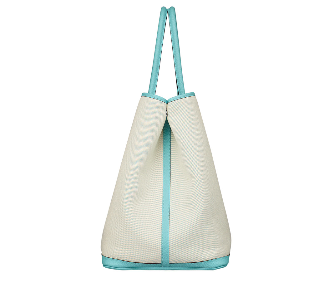 affordable briefcase hermes - hermes double sens large sapphire blue/sapphire blue