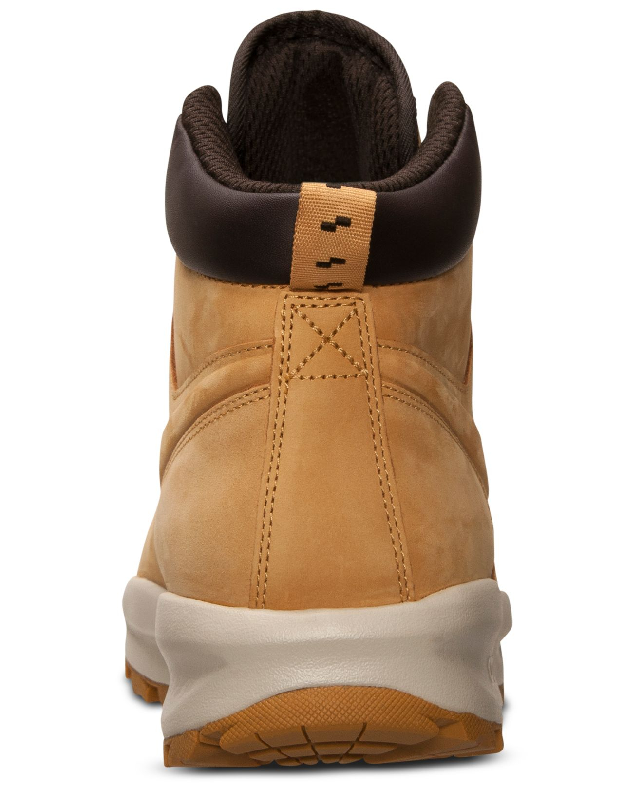 nike s manoa leather boots from finish line in