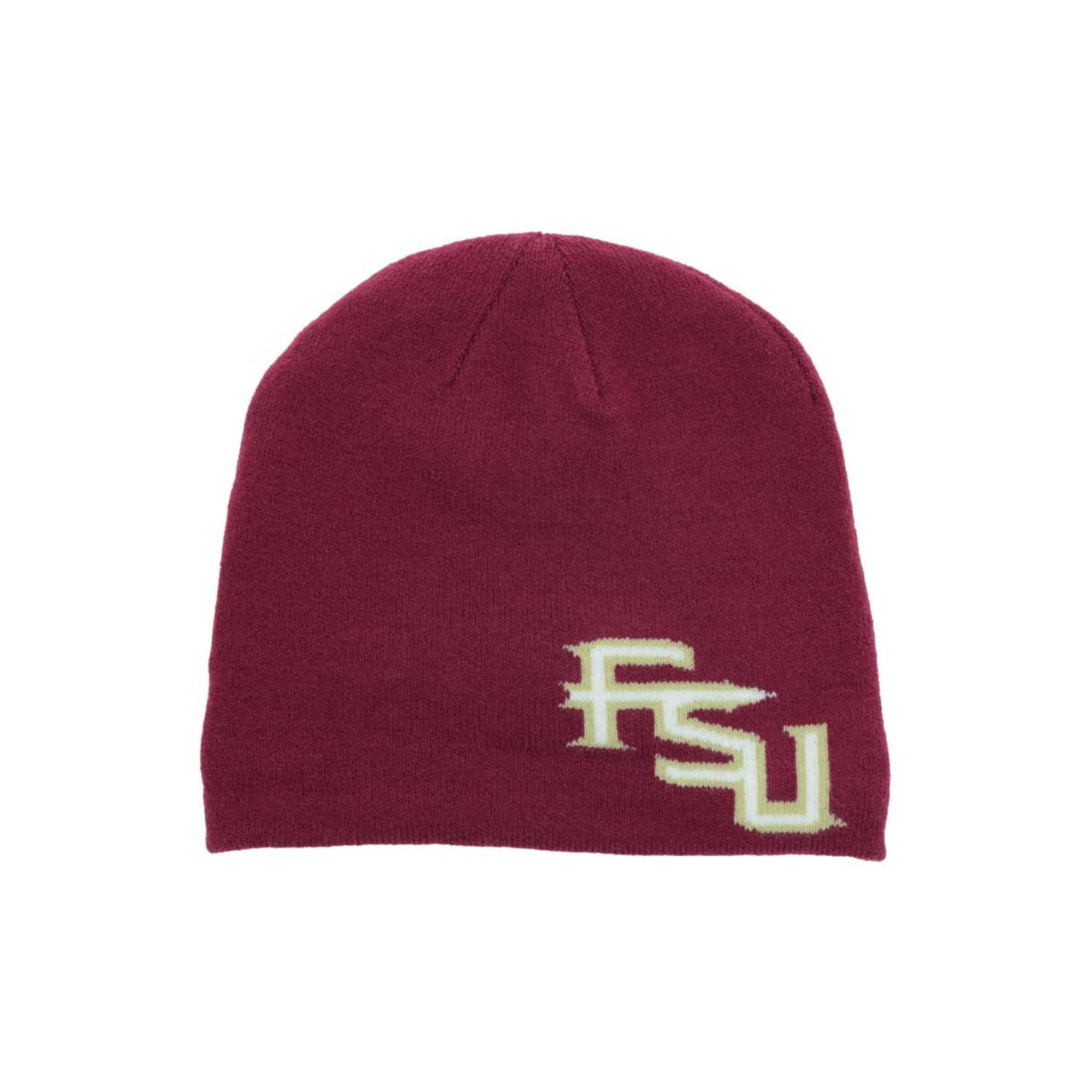b6777784a91de1 Nike Florida State Seminoles Motto Reversible Knit Hat in Purple for ...