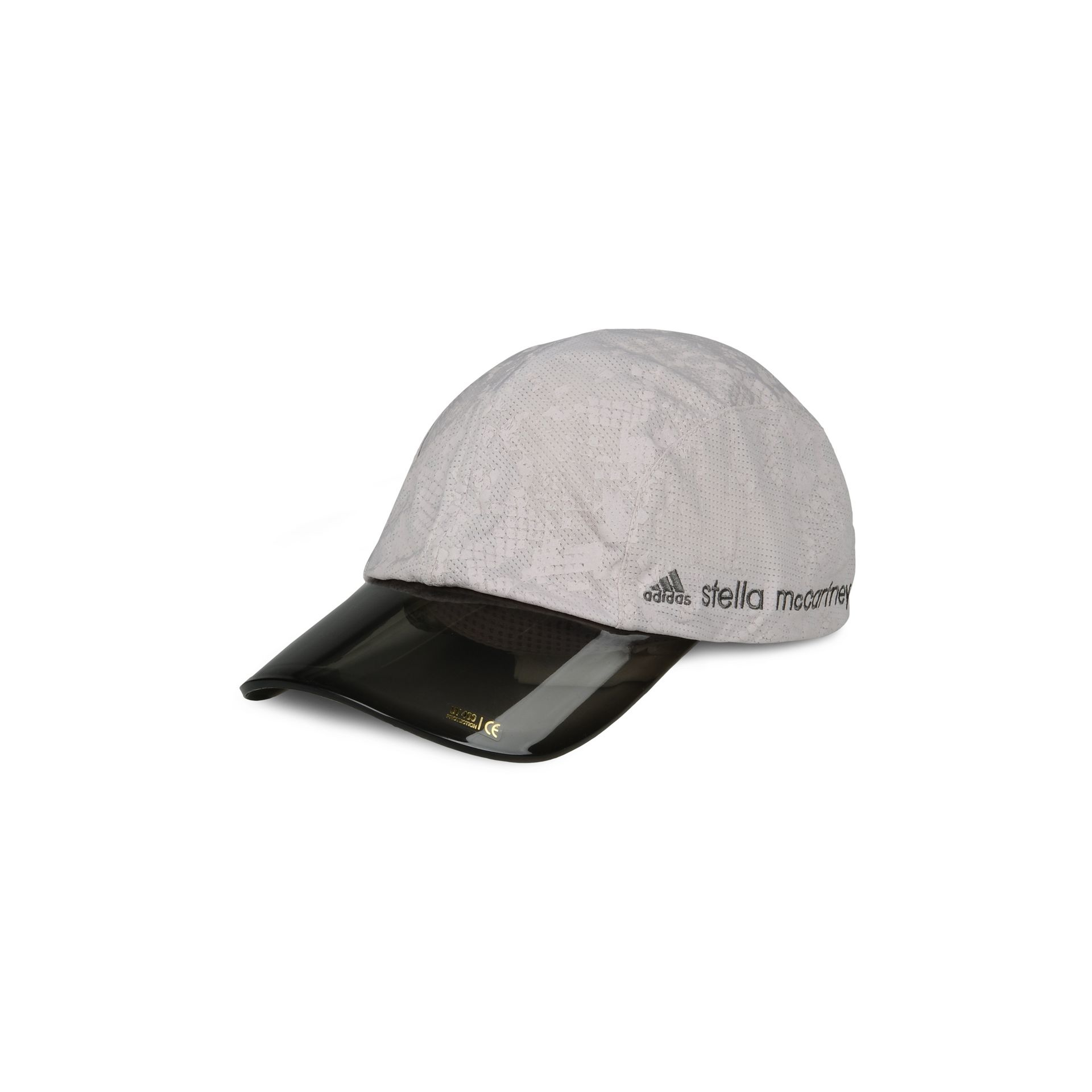 4c57ef577b8 Lyst - adidas By Stella McCartney Pink Run Cap in White