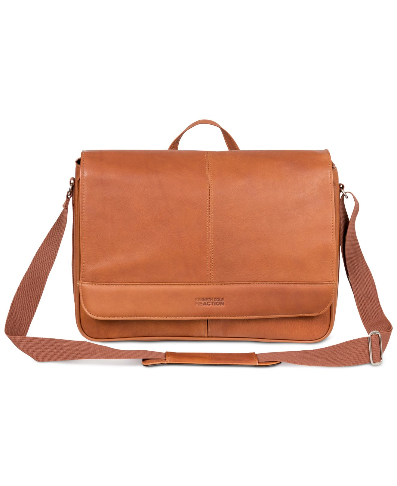Lyst - Kenneth Cole Reaction Columbian Leather Risky Business Single ... 6df9209265e24