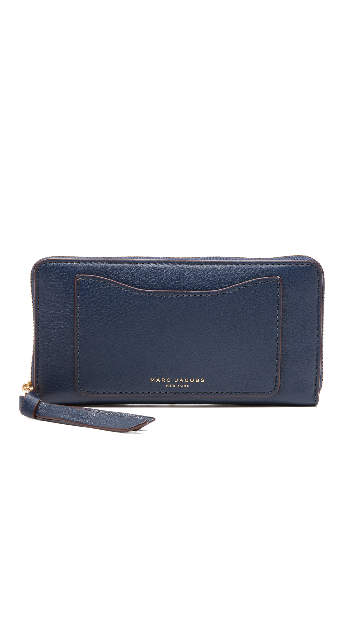 b5dfb372b Marc Jacobs Recruit Wallet Blue | Stanford Center for Opportunity ...