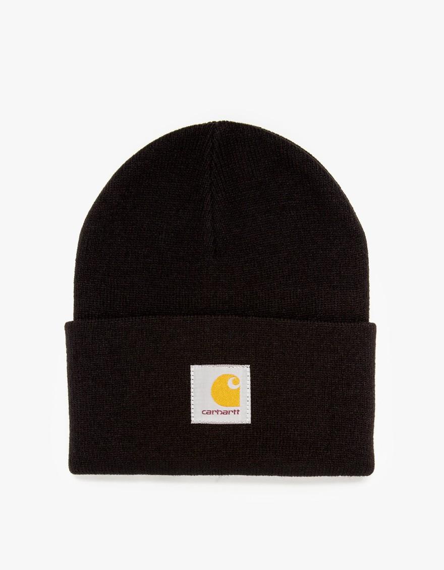 52a9929271e57 Lyst - Carhartt Wip Acrylic Watch Hat in Black for Men