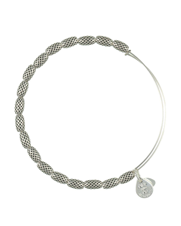 alex and ani indus bangle in silver rafaelian silver lyst