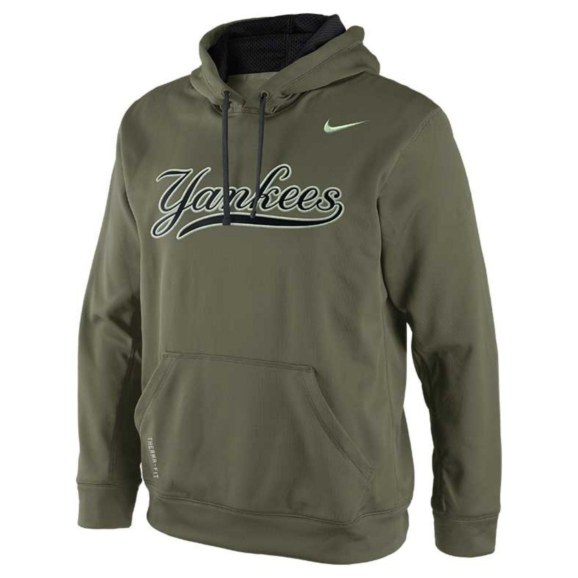 Nike yankees hoodie