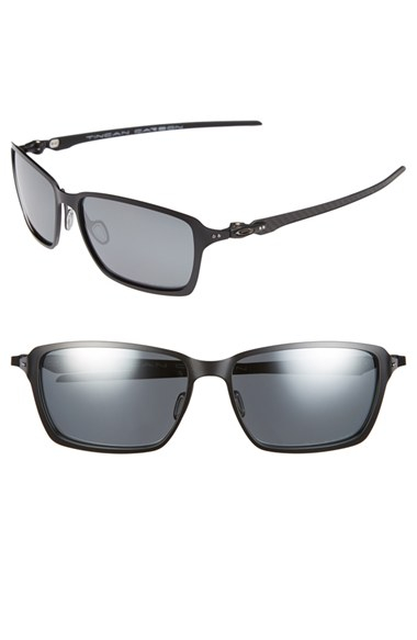 300e30c809 Lyst - Oakley  tincan Carbon  58mm Polarized Sunglasses - Satin ...