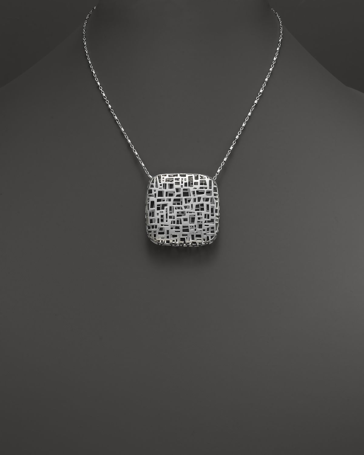 Roberto Coin Pendant Necklace Skyline Collection