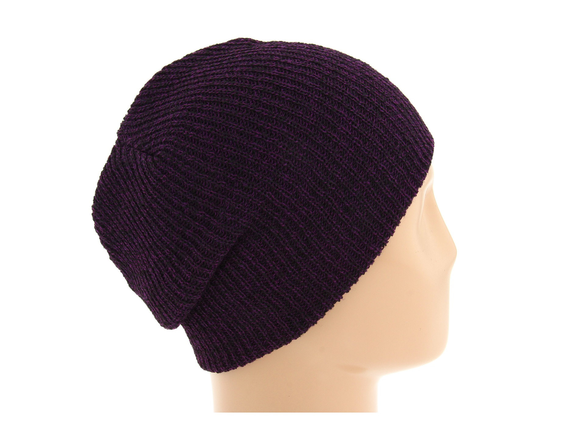 4ec457c51a4fab Neff Daily Heather Beanie in Purple - Lyst