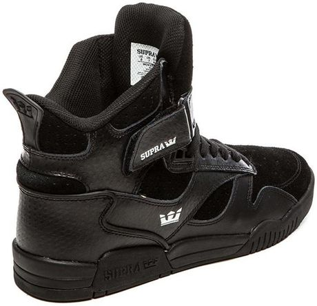 Coupon Code For Mens Supra Bleeker - Shoes Supra Bleeker Black 2