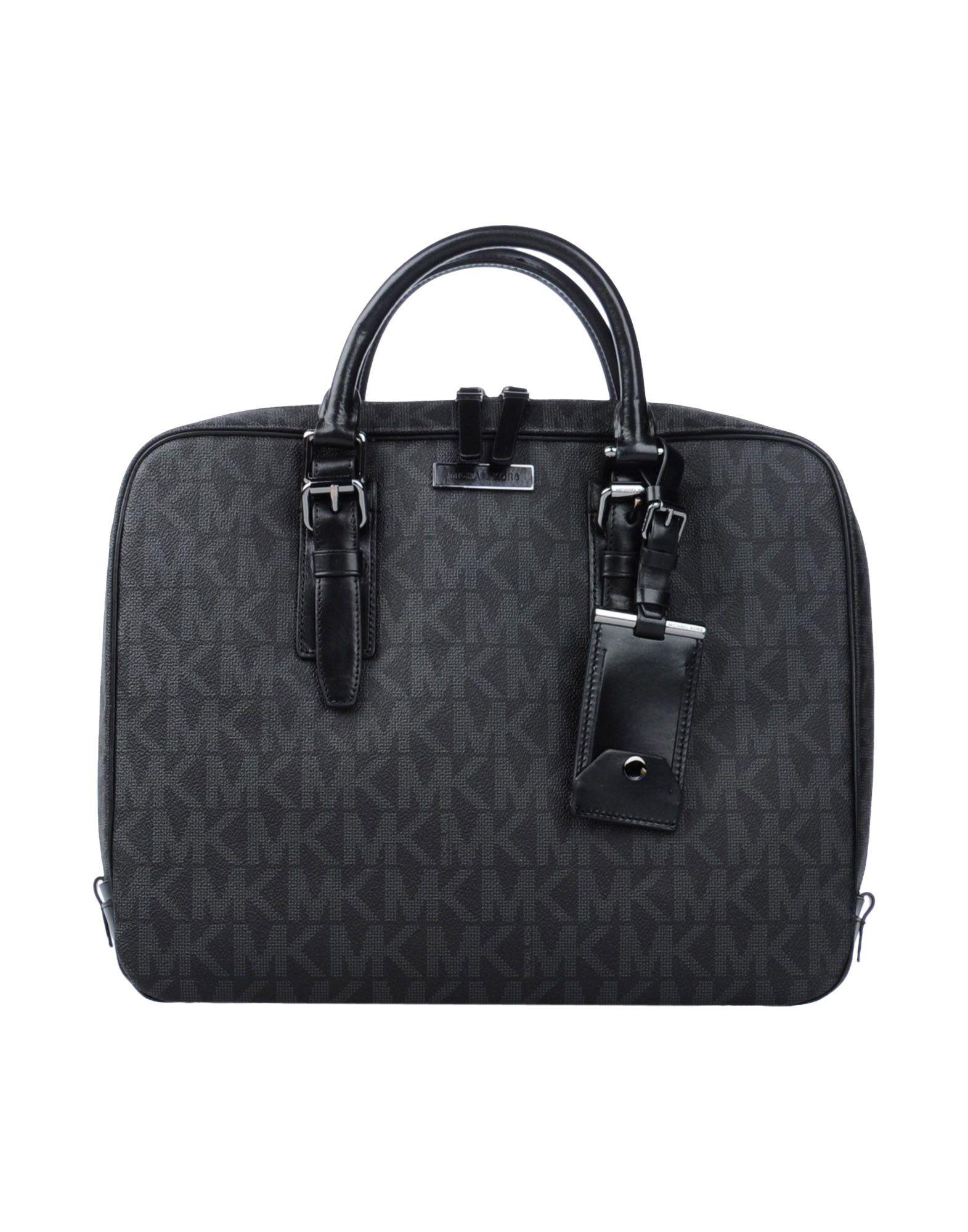 michael kors handbag in black lyst. Black Bedroom Furniture Sets. Home Design Ideas