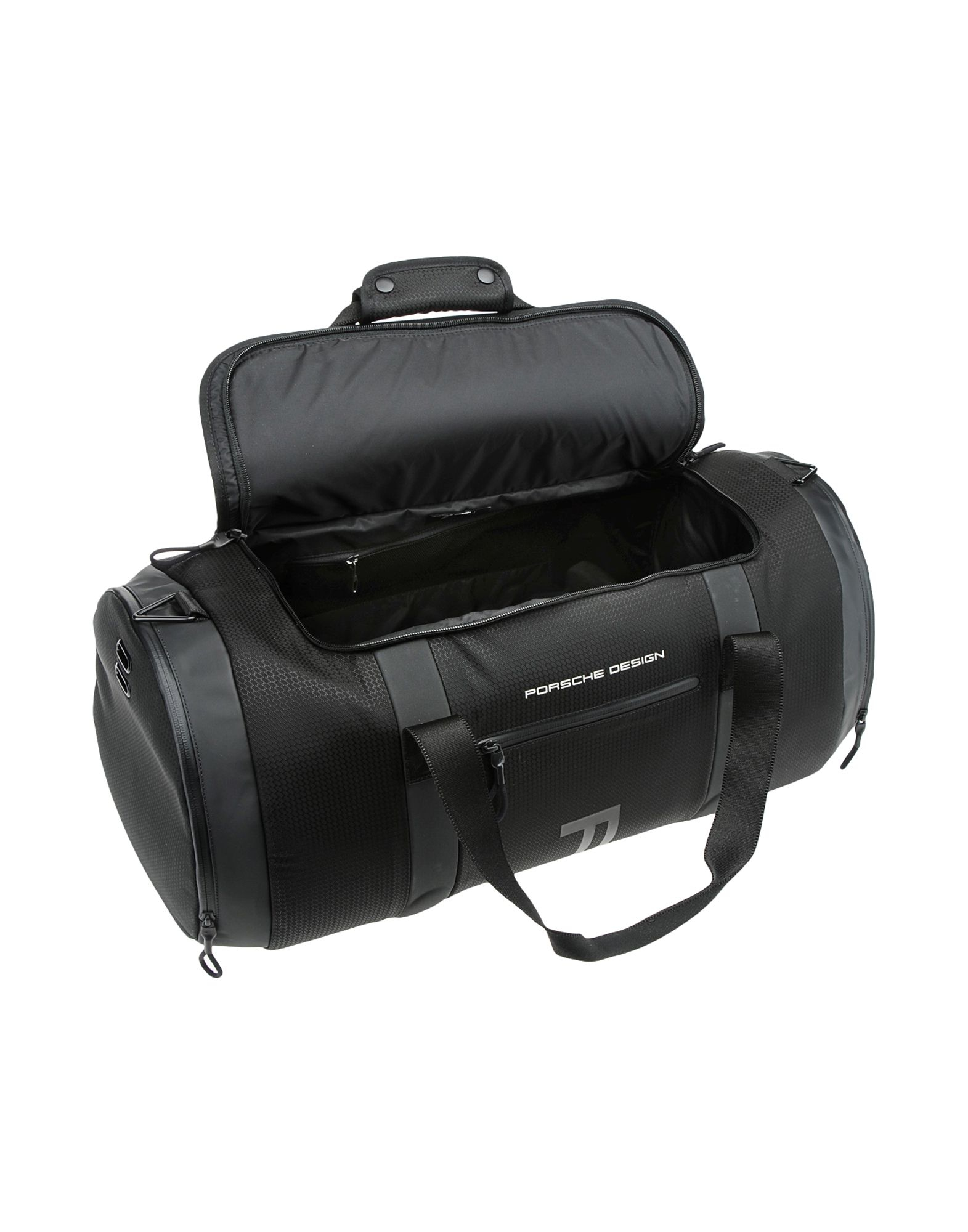 Porsche Design Top Handle Duffle Bag In Black For Men Lyst