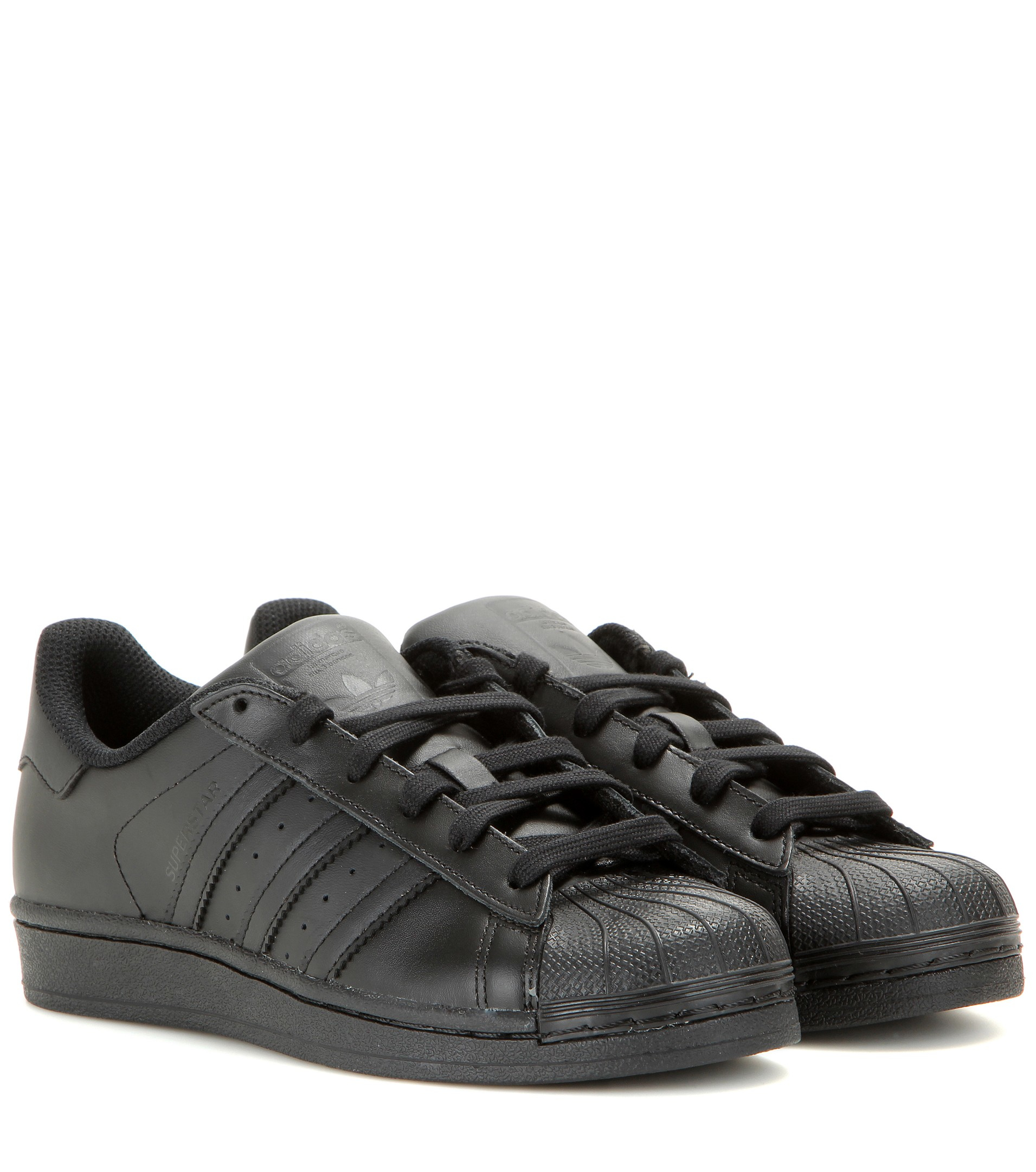 adidas superstar crocodile noir