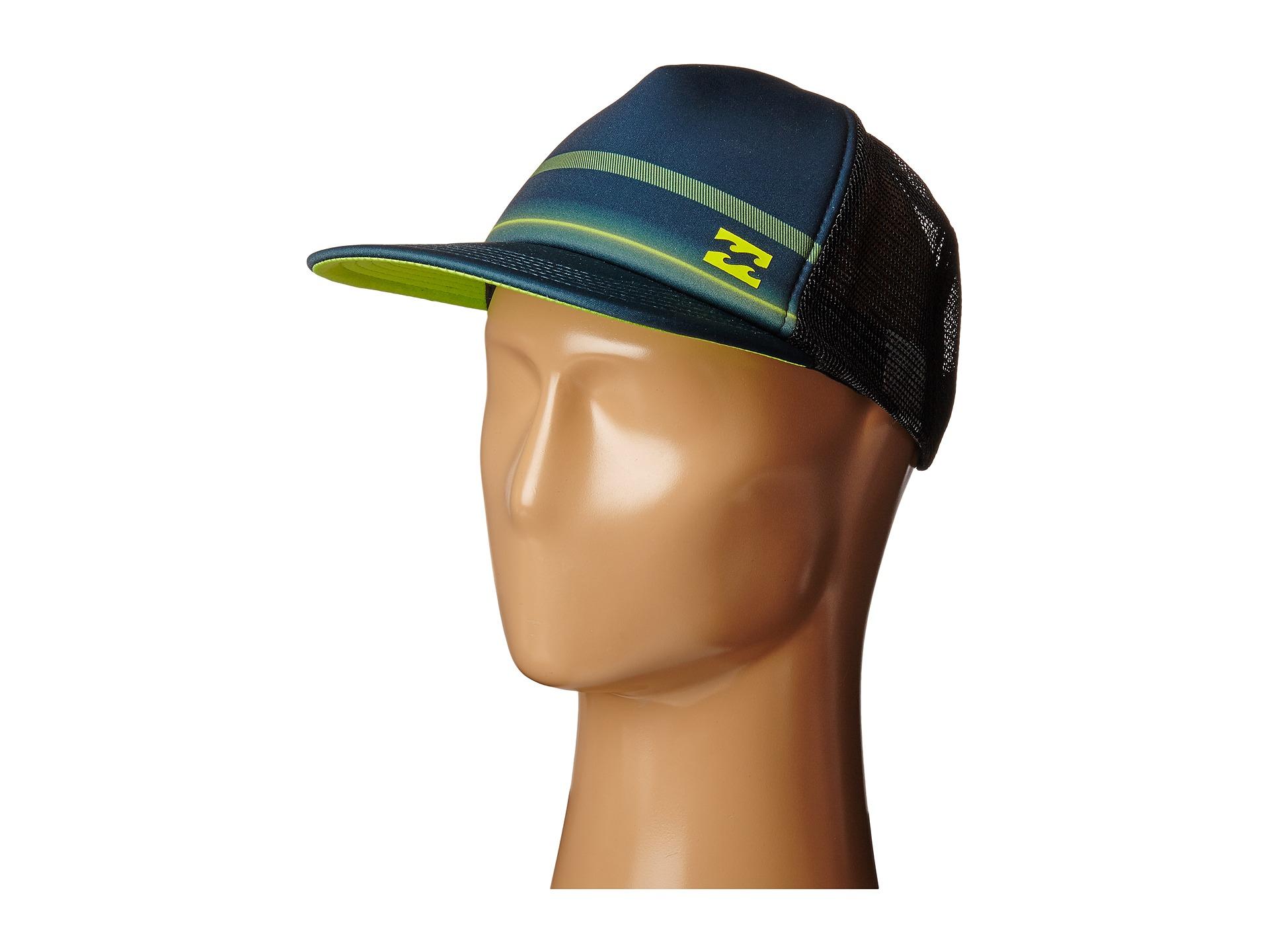b9e998e5be1 Lyst - Billabong Spinner X Trucker Hat in Blue for Men