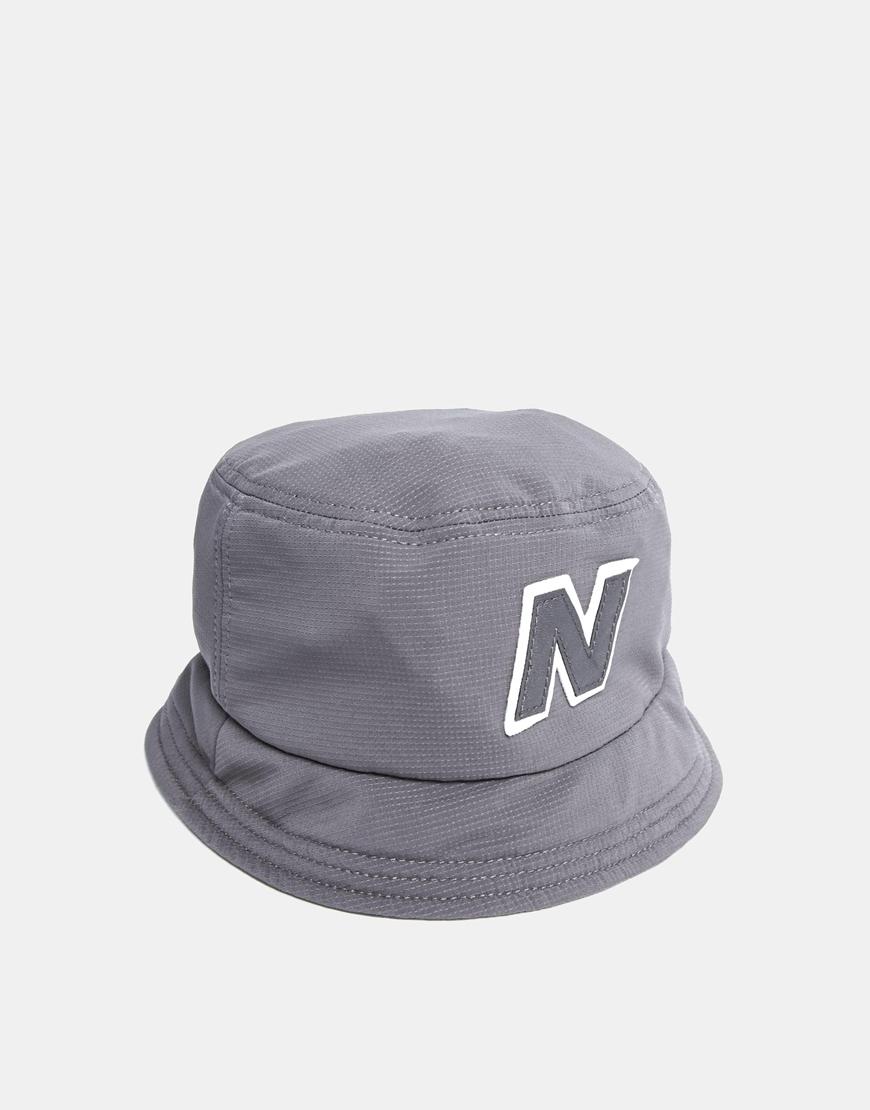 618f29b70eb13 New Balance Glasto Bucket Hat in Gray for Men - Lyst