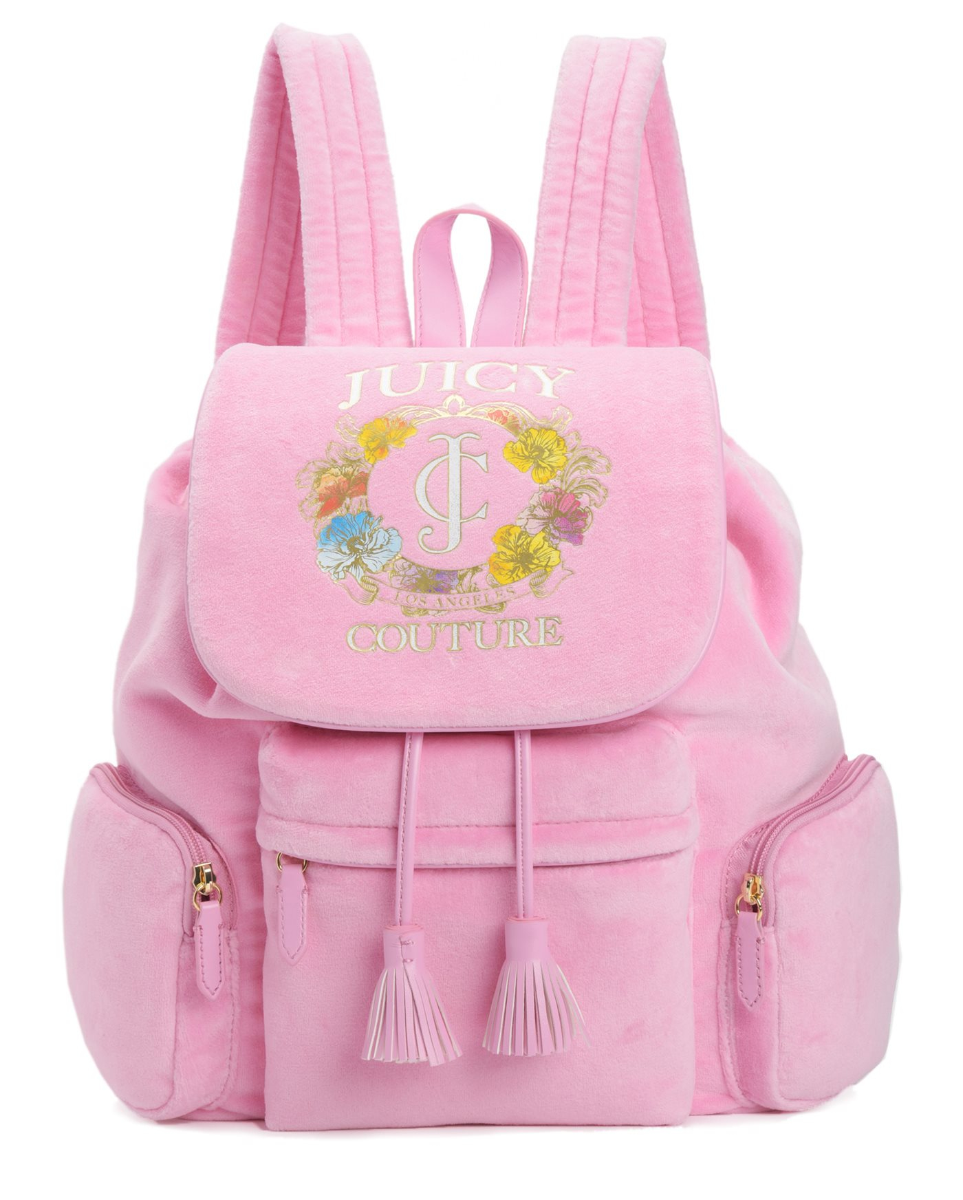 Hot pink juicy couture backpack girls