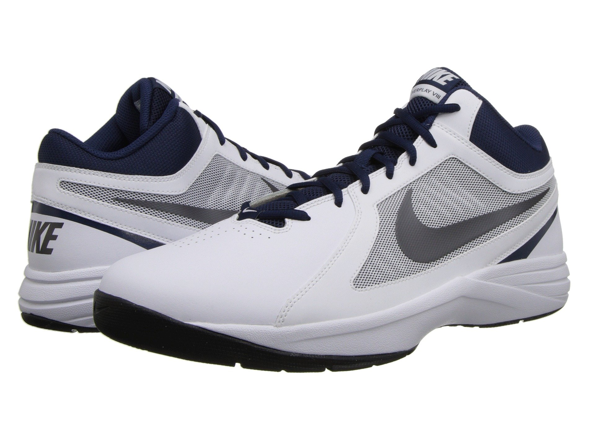 Lyst Nike The Overplay Viii In White For Men