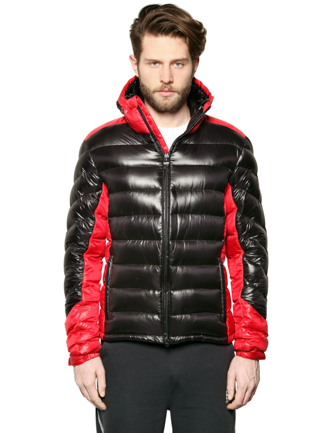 Men Hooded Down Jacket Shiny Outwear Coat Thick Zip Winter Parka Stand Collar @ Brand New · Unbranded. $ Buy It Now. Free Shipping. Men's Kilogram Goose Down Shiny Jacket - Black. Brand New. $ Buy It Now. Free Shipping. 4+ Watching. NEW Men's Cult of Individuality Heritage Black Shiny Jean JACKET Retail $