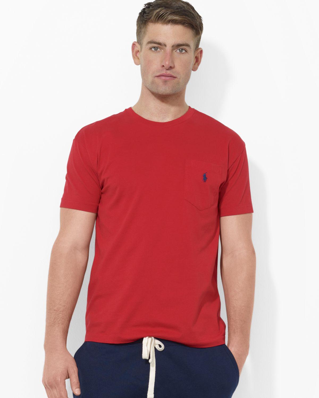 Get T 88459 Lauren 45750 Red Ralph Shirt n08PkwO