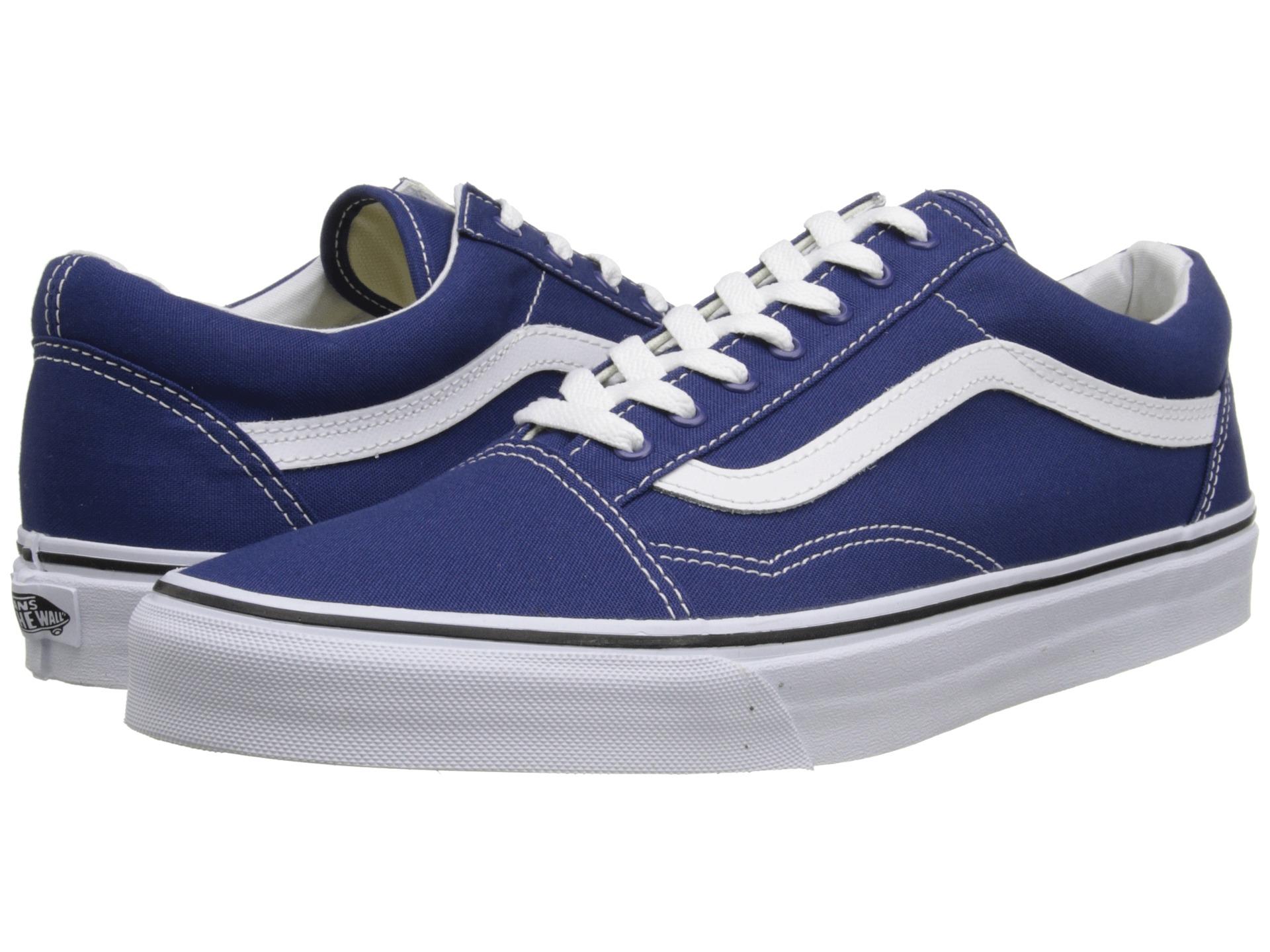 Lyst - Vans Old Skool™ in Blue 4b7a717ae585