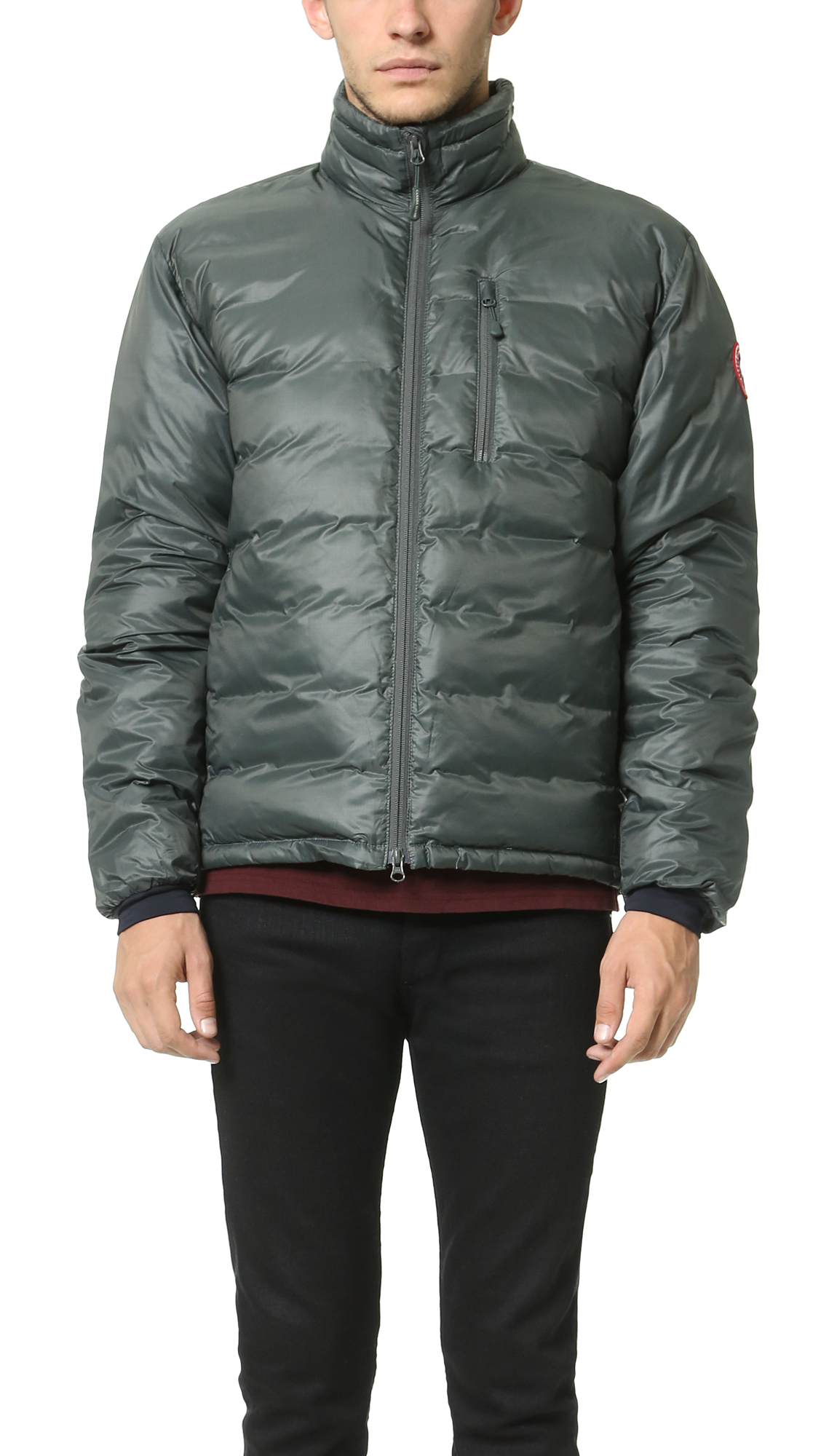 Canada Goose chateau parka replica price - Canada goose Lodge Jacket in Gray for Men (Slate) | Lyst