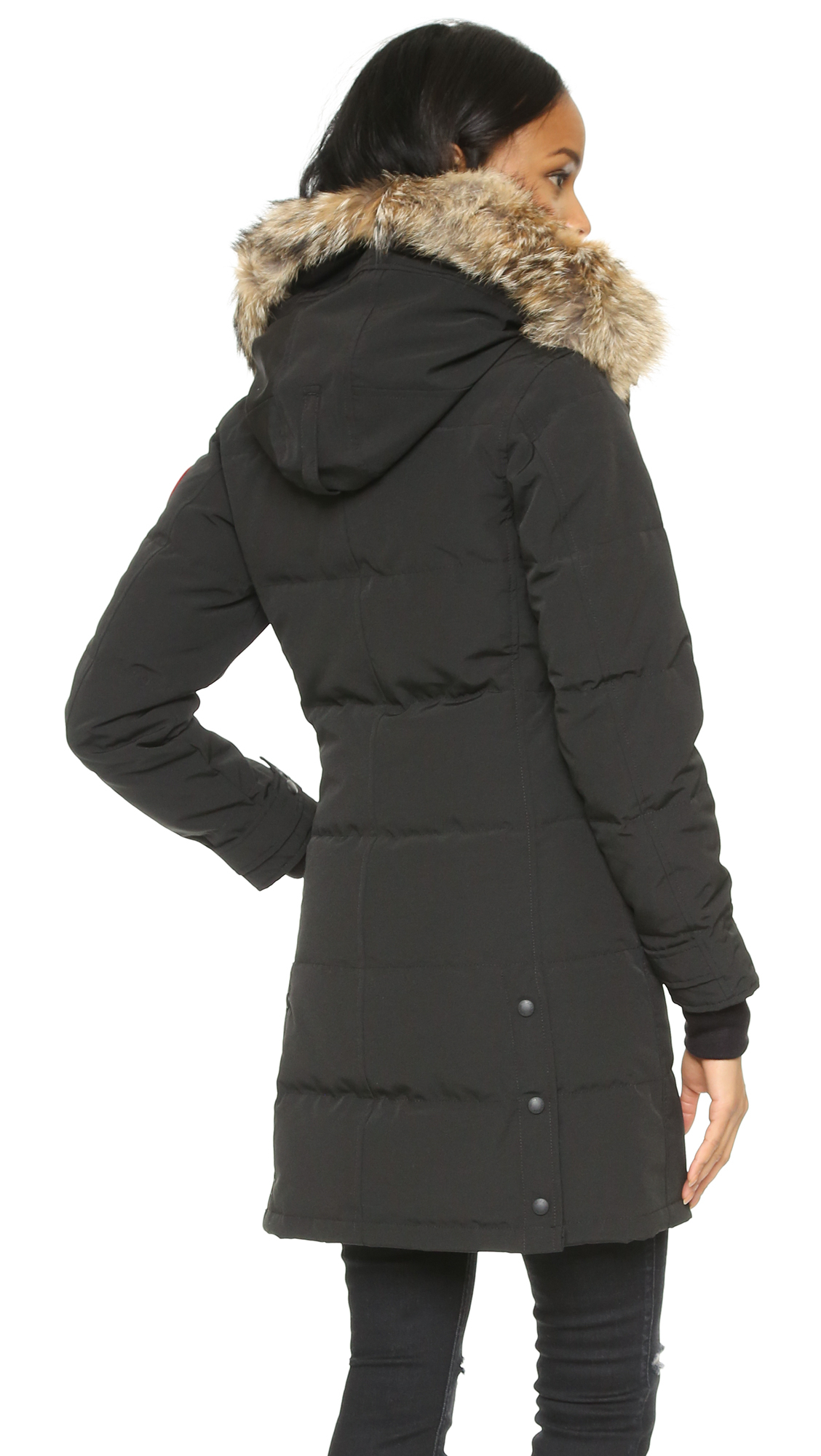 5a414ca89673 Gallery. Previously sold at: REVOLVE, Shopbop · Women's Canada Goose  Shelburne
