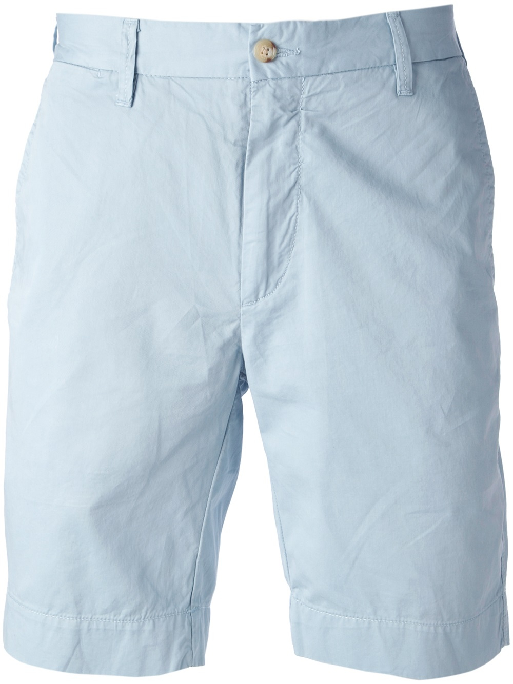 8d9b55d3213a ... order polo ralph lauren chino shorts in blue for men lyst 6f331 1b9cb