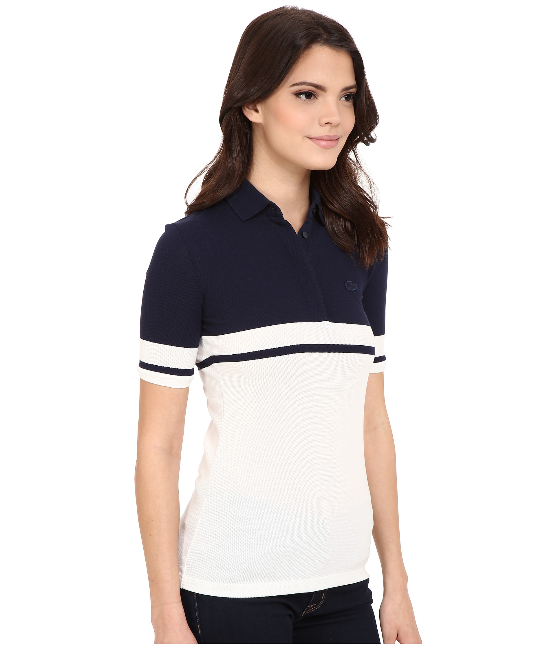 5d29653c Lacoste Womens Polo Shirts On Sale