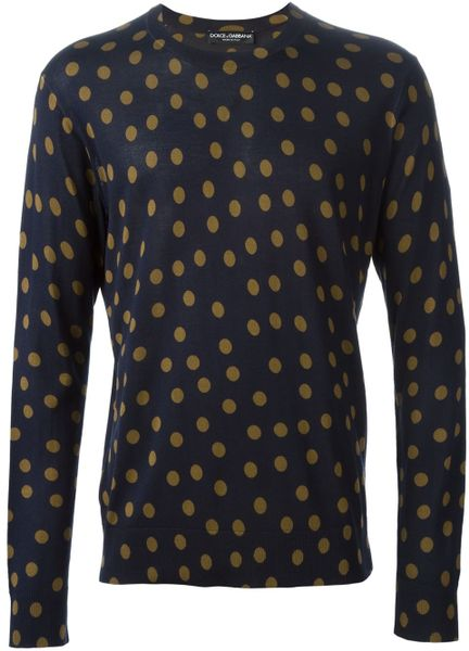 Find blue polka dot sweater at ShopStyle. Shop the latest collection of blue polka dot sweater from the most popular stores - all in one place.