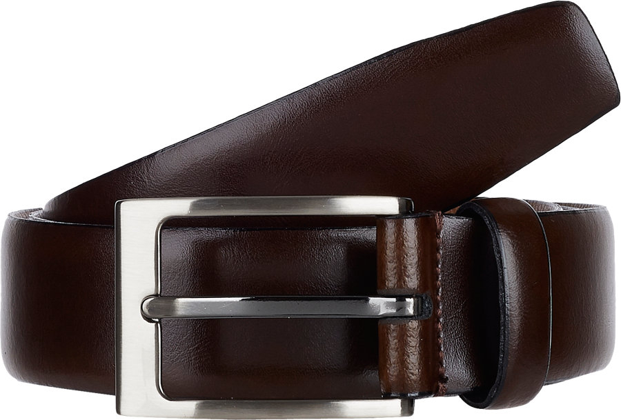 barneys new york s leather belt in brown for lyst