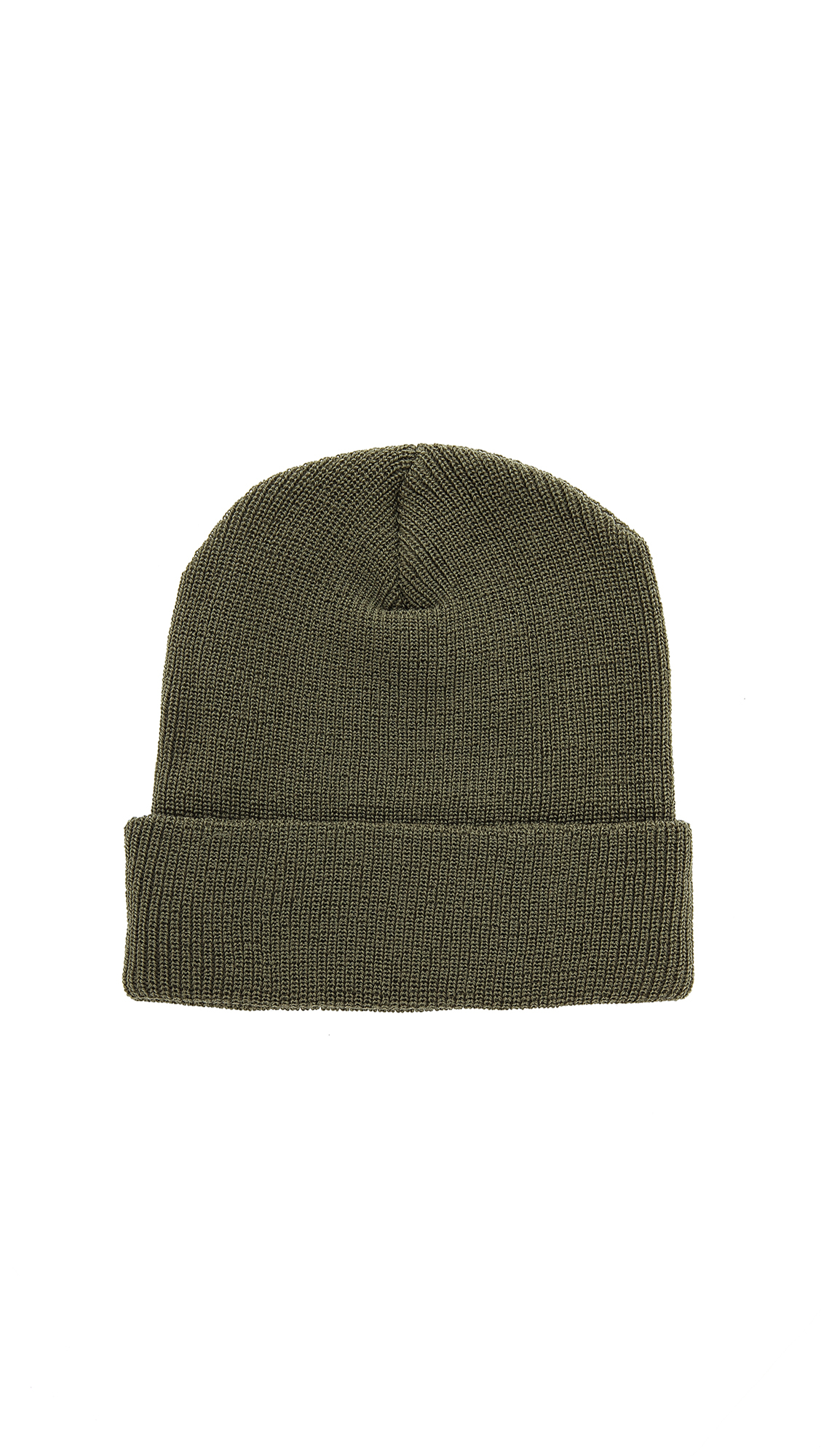 Canada Goose jackets outlet fake - Canada goose Logo Patch Beanie in Green for Men | Lyst