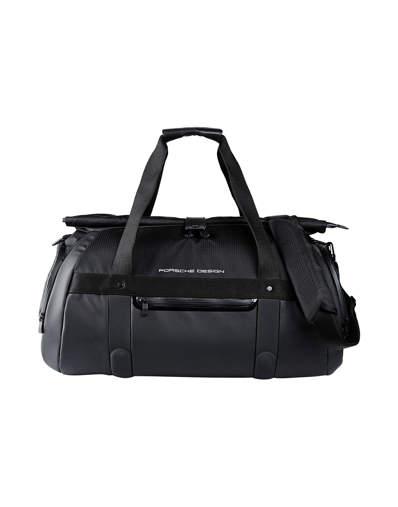 750b654afcbb ... Porsche Design Travel Duffel Bag in Black for Men - Lyst official  photos 489e8 639f5 ...